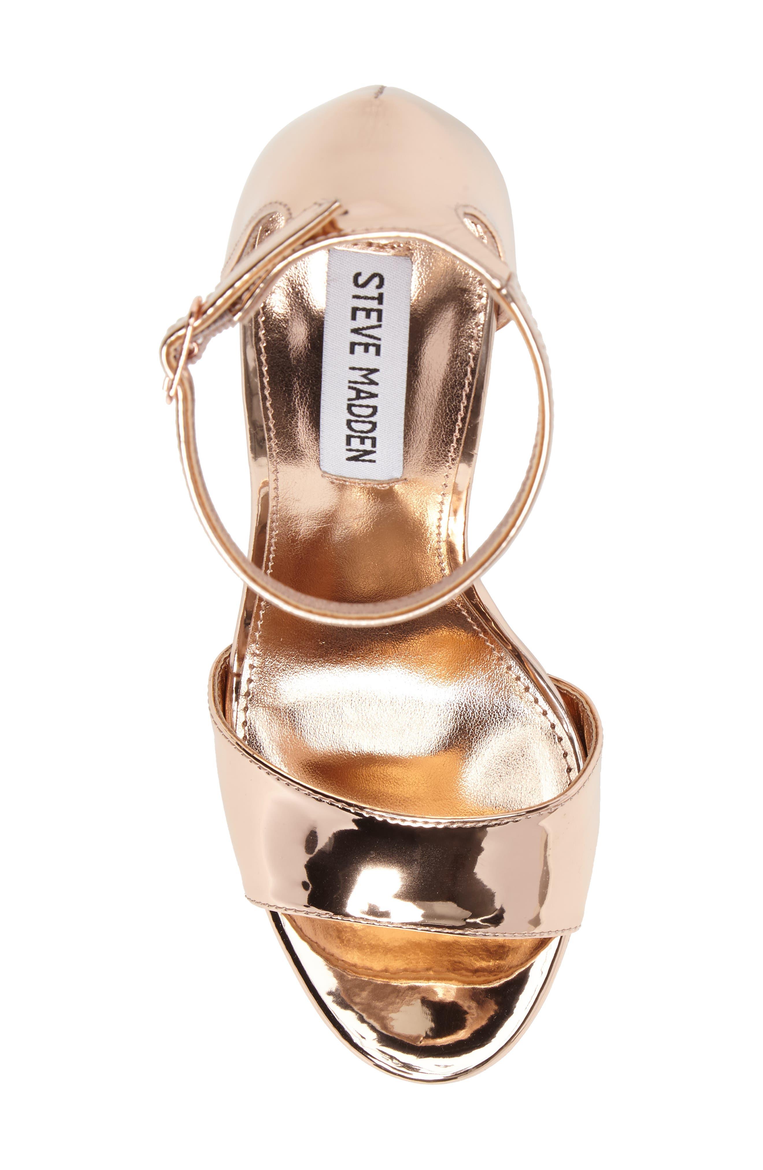 Alternate Image 5  - Steve Madden Gonzo Platform Sandal