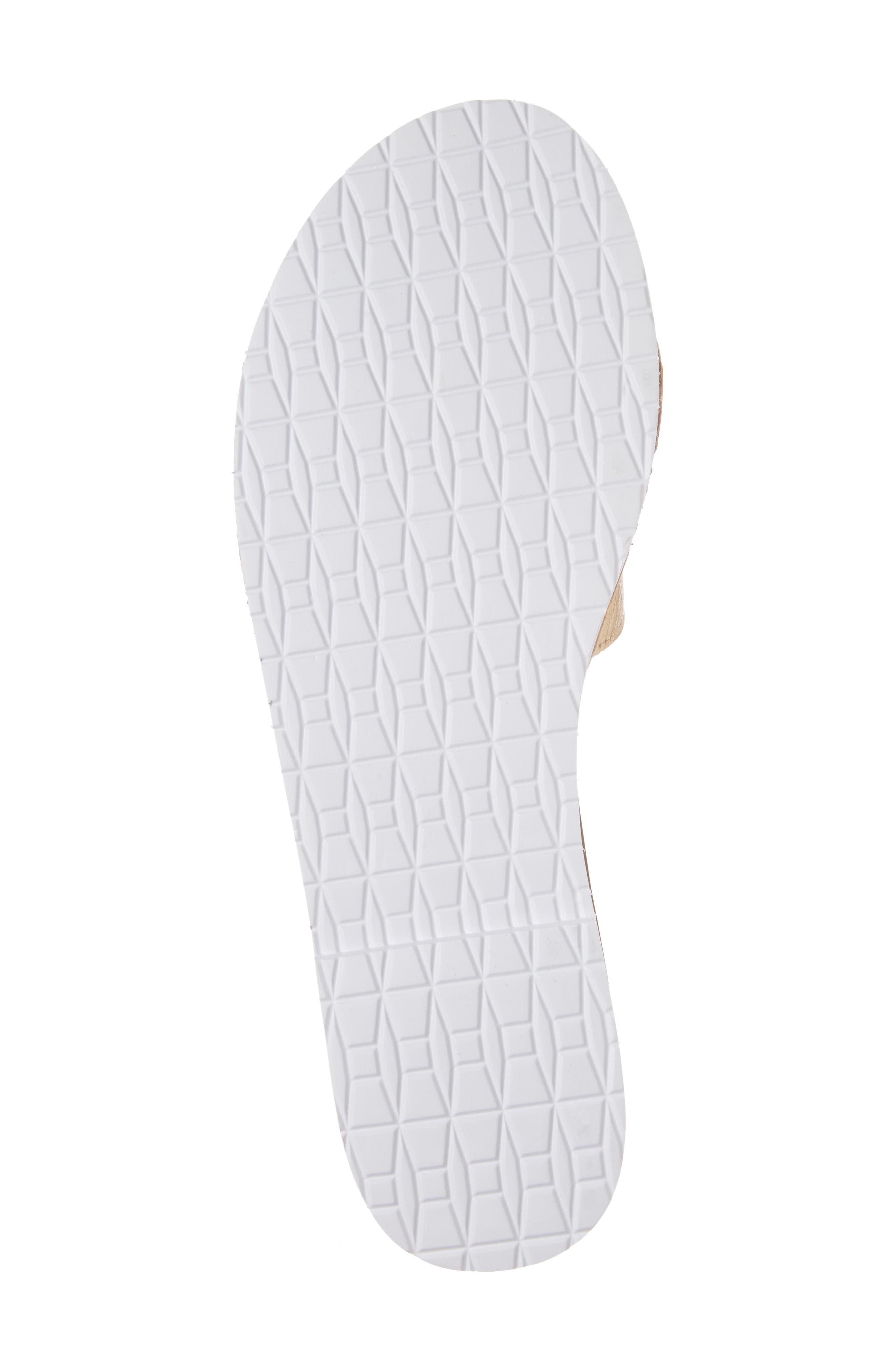 Alternate Image 5  - kate spade new york iguana slide sandal (Women)