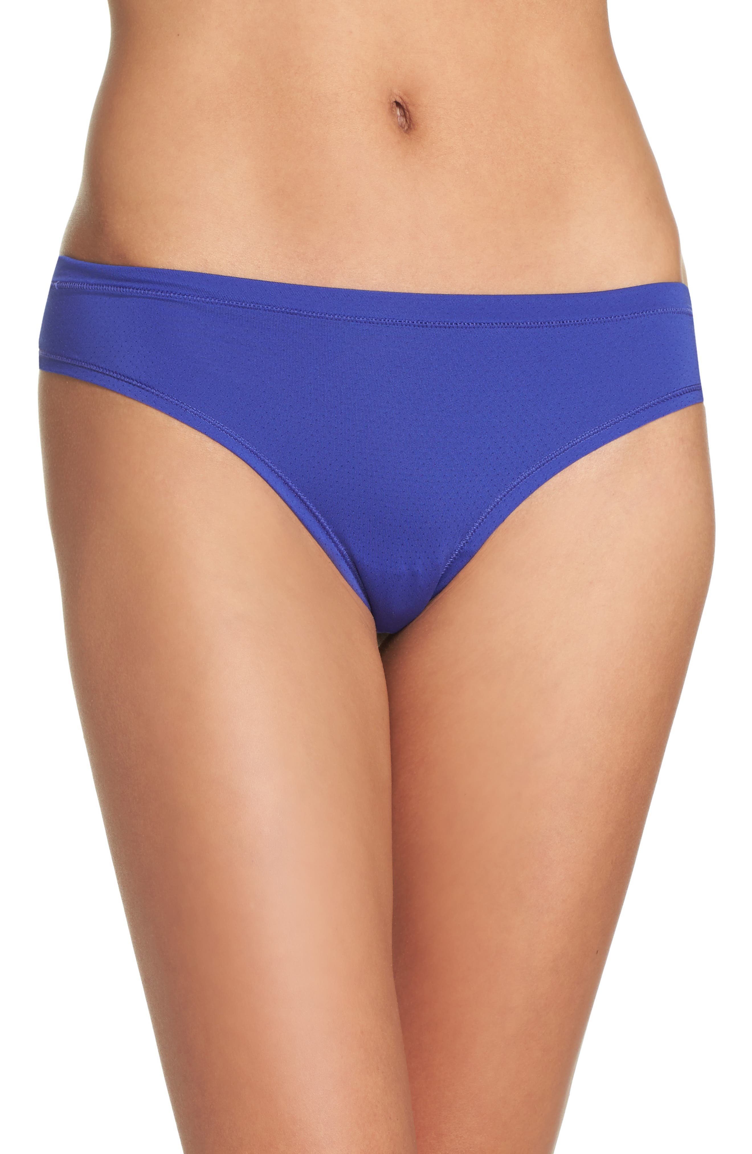 Zella Body Perforated Active Thong (3 for $33)