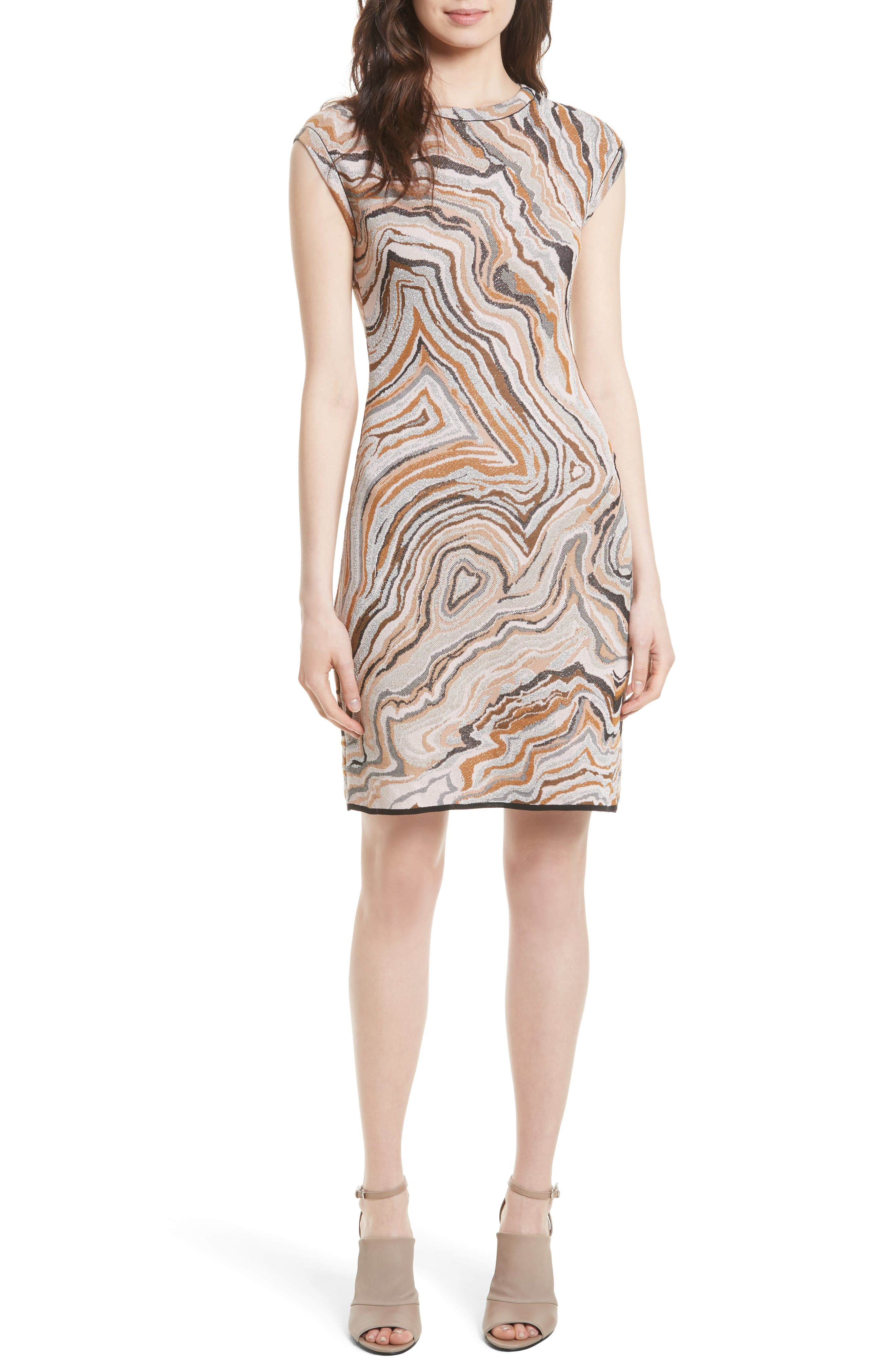 M Missoni Geode Jacquard Dress