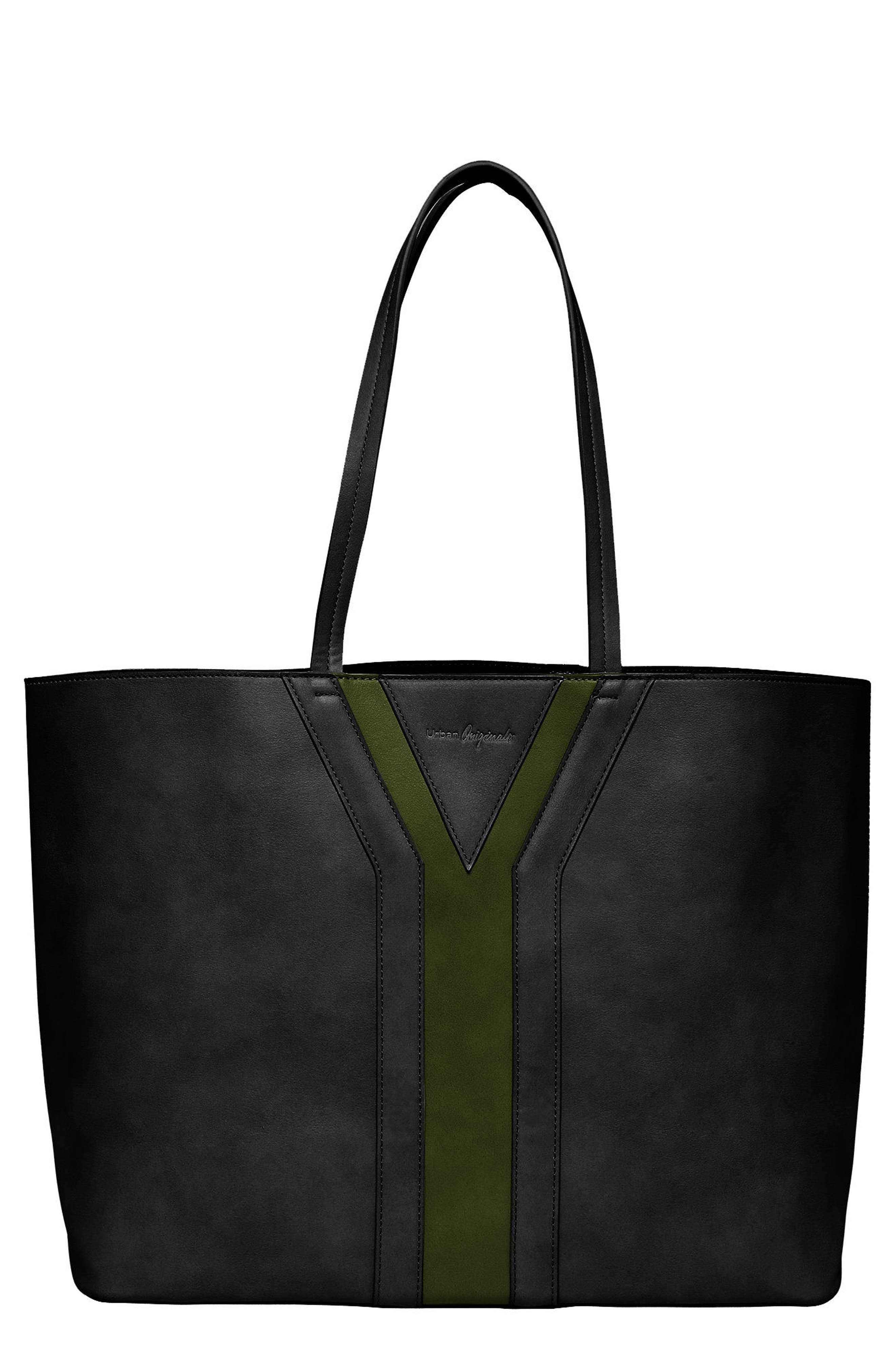 Urban Originals Streetstyle Faux Leather Tote