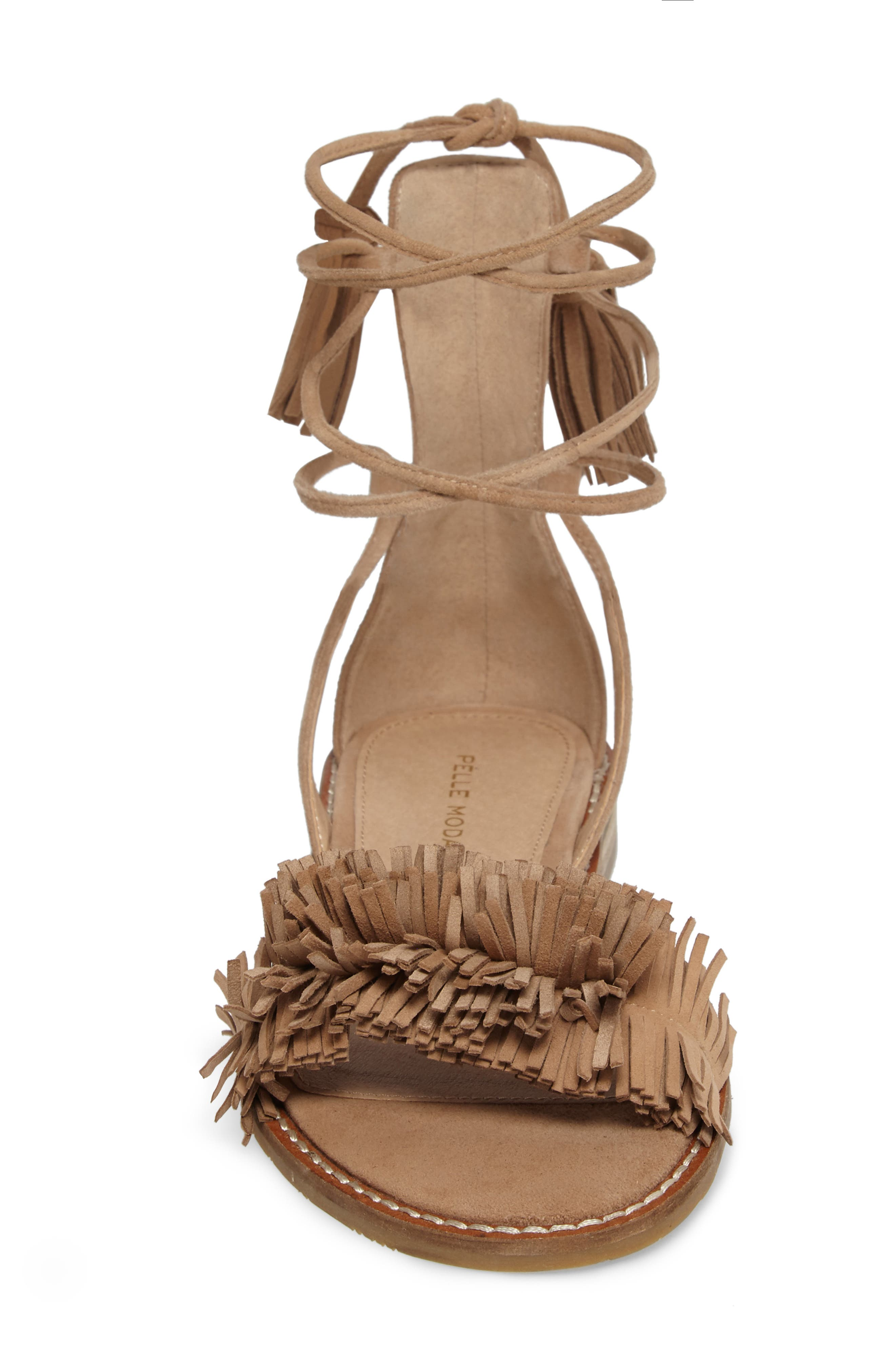 Alternate Image 4  - Pelle Moda Harah Sandal (Women)