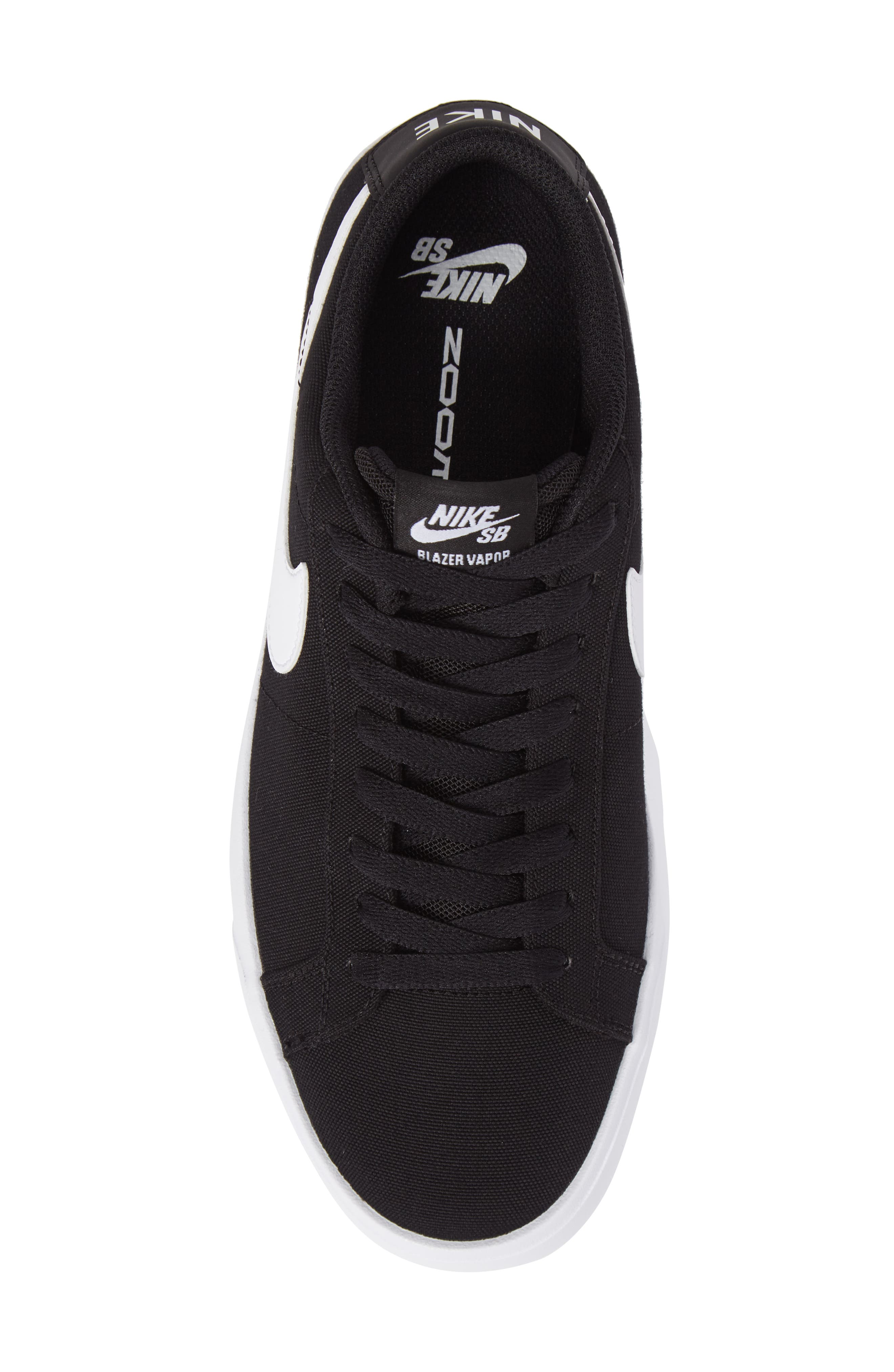Alternate Image 5  - Nike Zoom Blazer Vapor Skate Sneaker (Men)