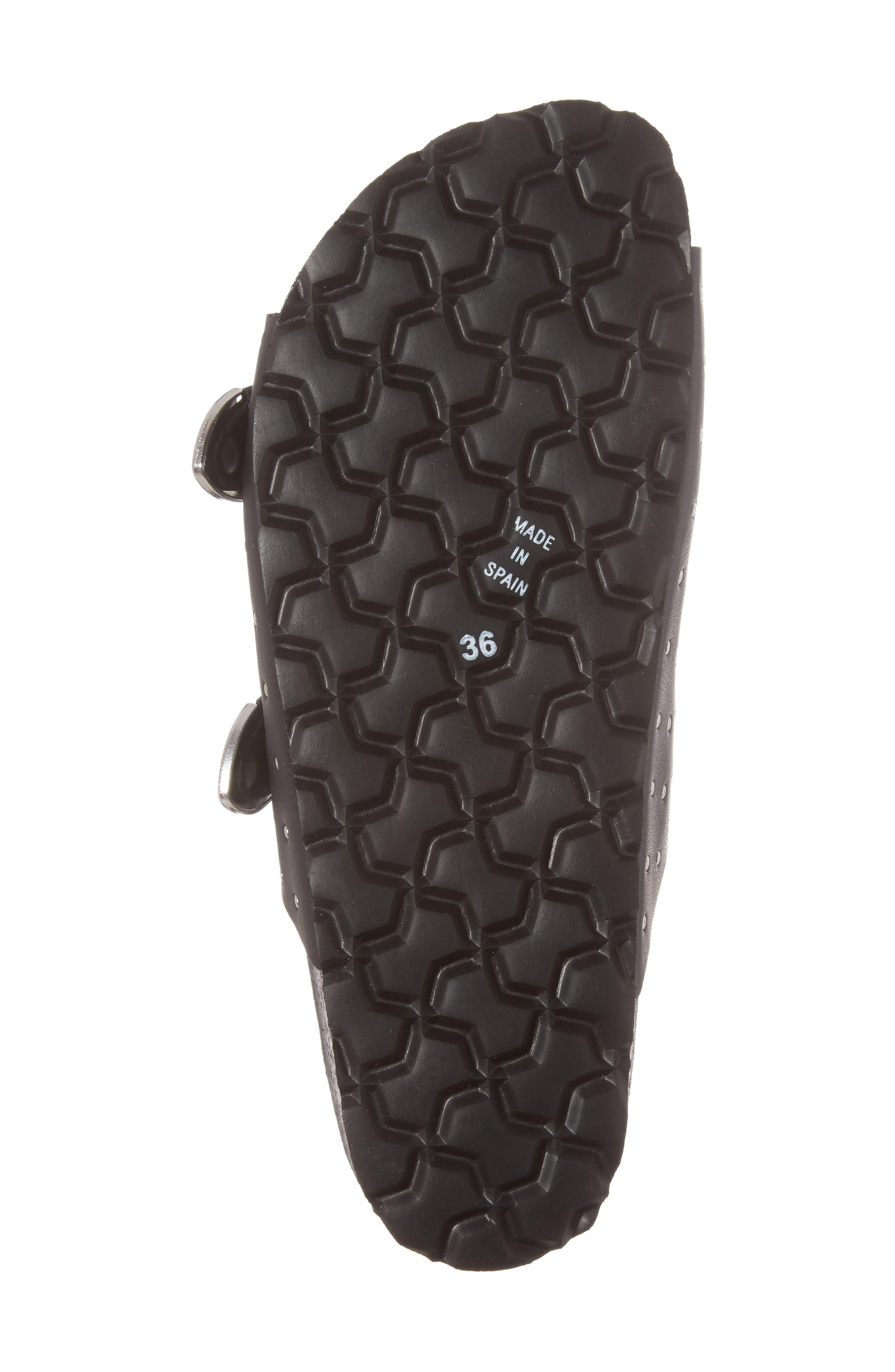 Alternate Image 6  - Topshop Falcon Studded Concho Buckle Sandal (Women)