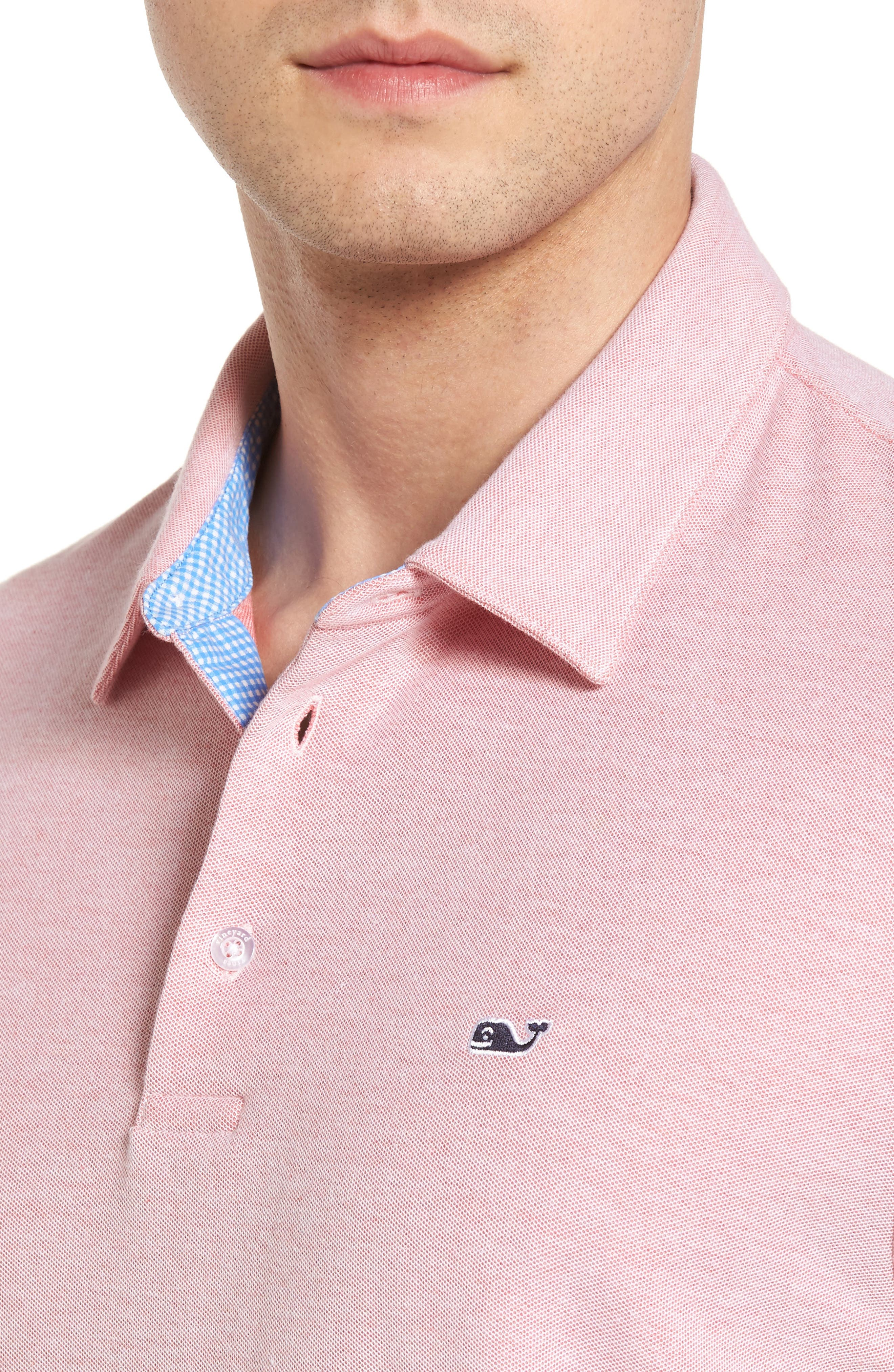 Alternate Image 4  - Vineyard Vines Piqué Polo