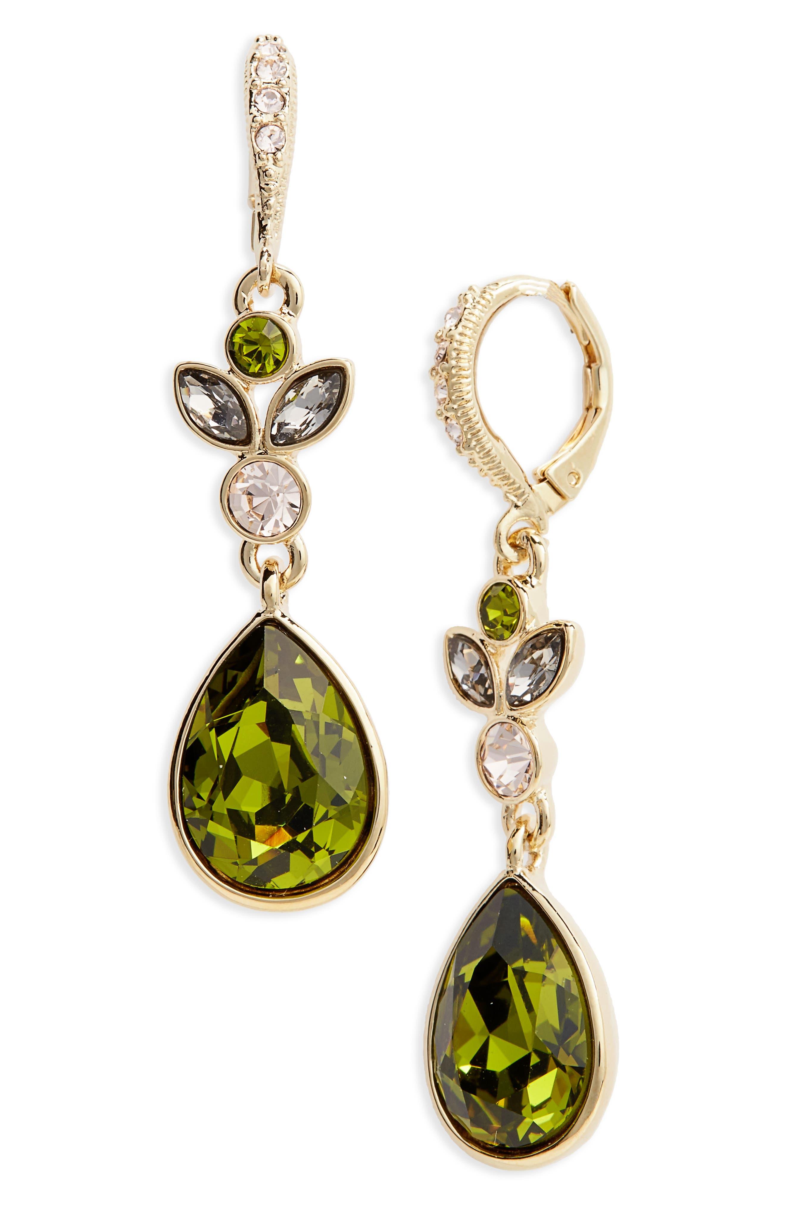 Givenchy Sydney Teardrop Earrings