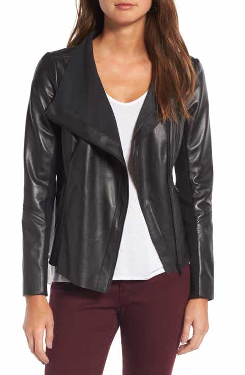 Leather & Faux-Coats for Women   Nordstrom