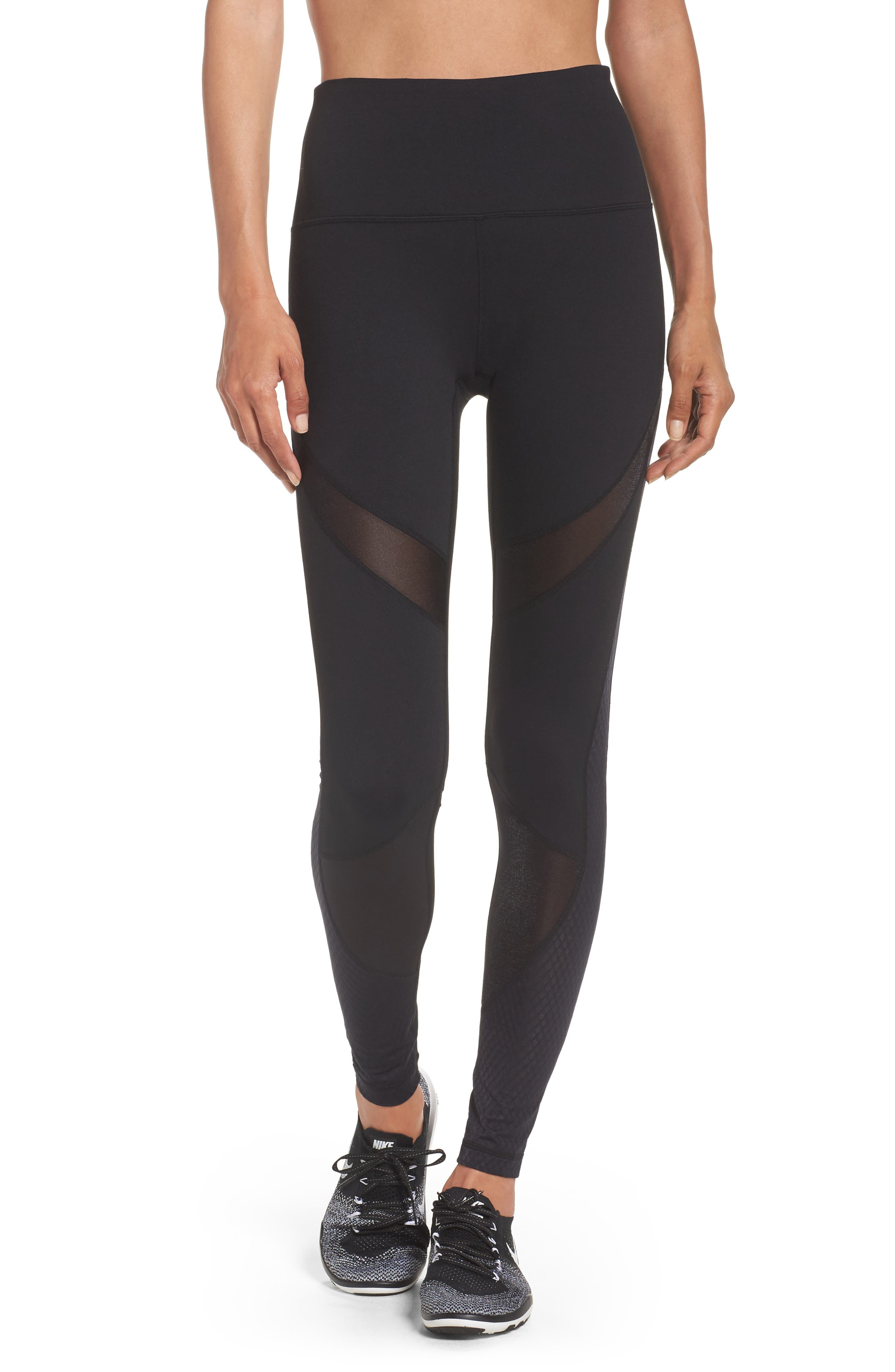 Zella Knock Out High Waist Leggings