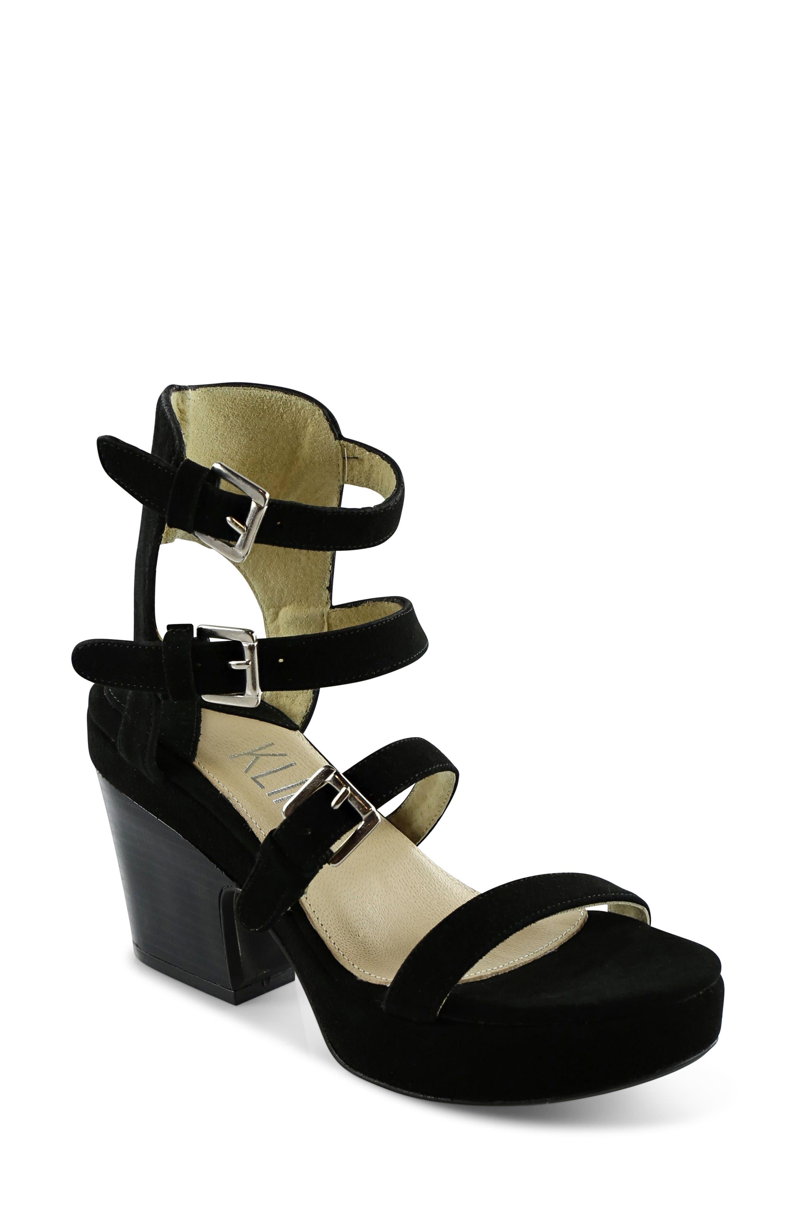 Klik Bekki Platform Sandal (Women)