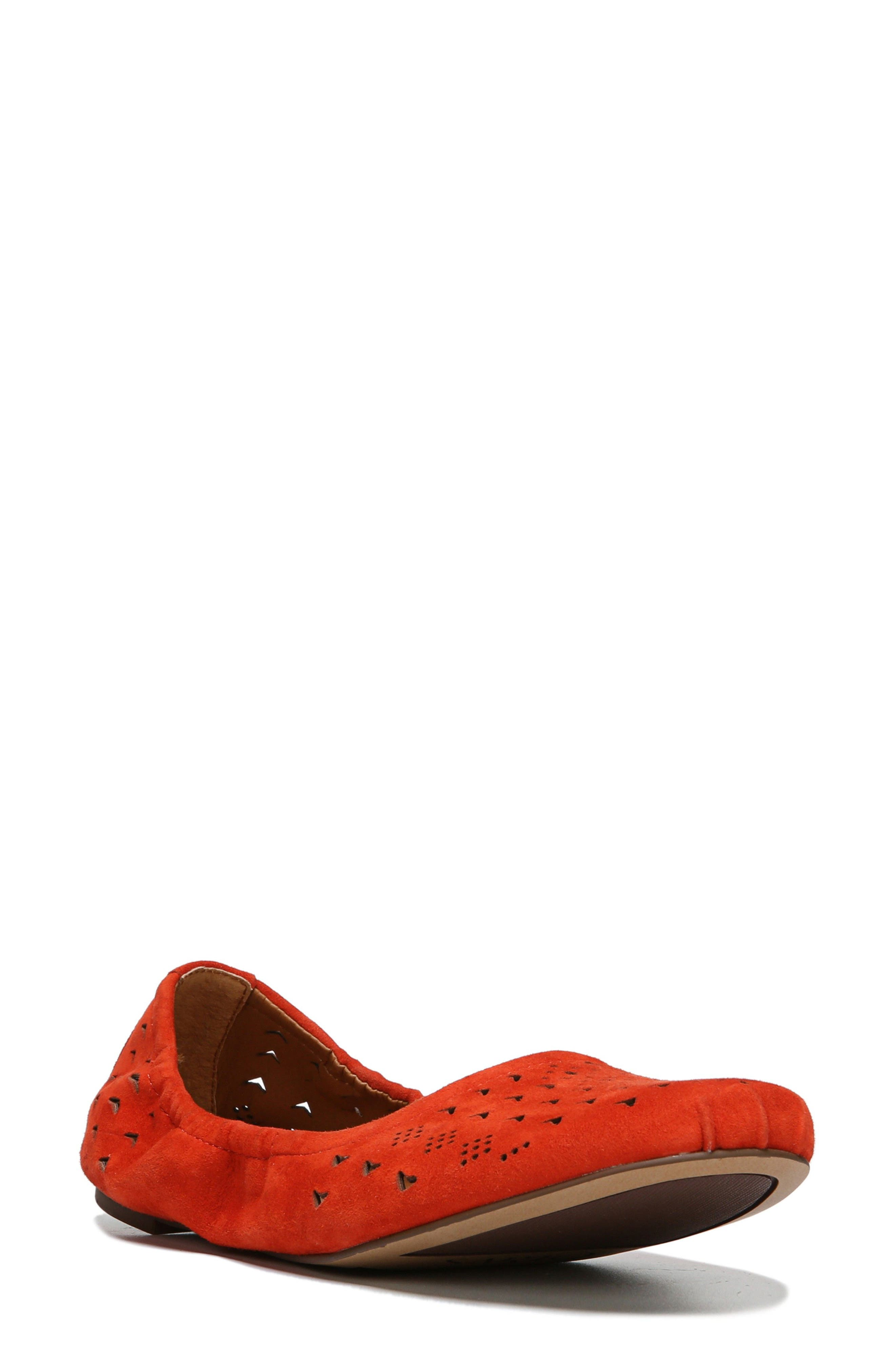 SARTO by Franco Sarto Brewer Perforated Ballet Flat (Women)