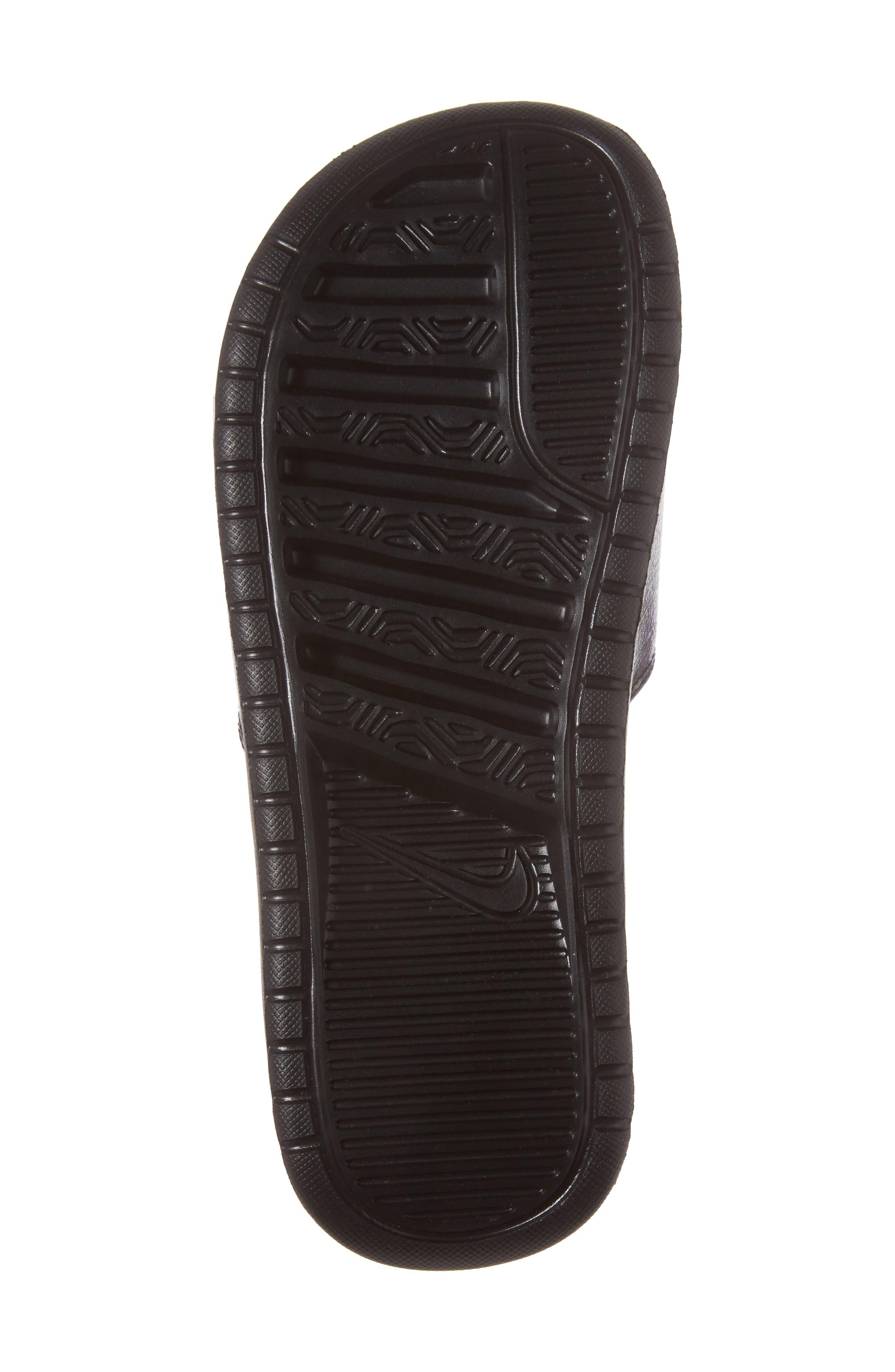 Alternate Image 6  - Nike 'Benassi Just Do It Ultra Premium' Slide Sandal (Women)