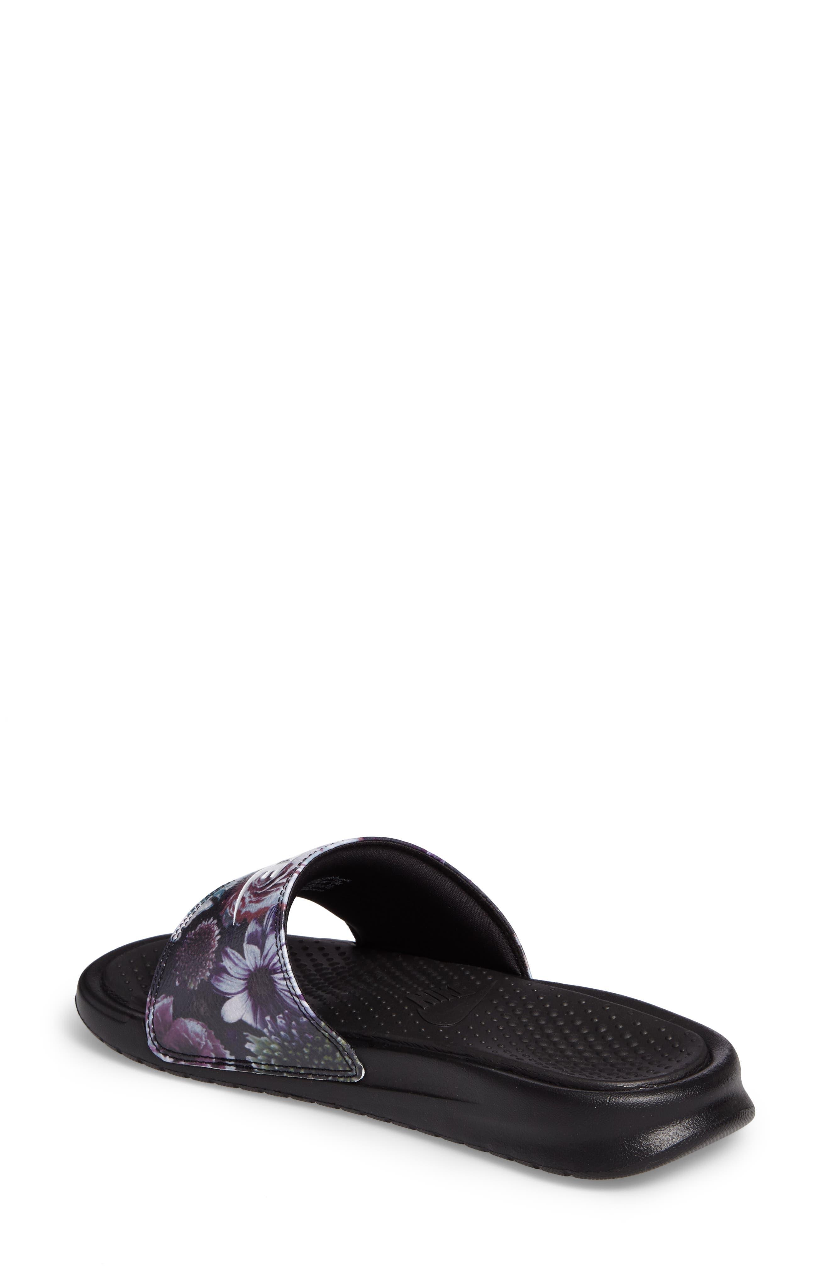 Alternate Image 2  - Nike 'Benassi Just Do It Ultra Premium' Slide Sandal (Women)