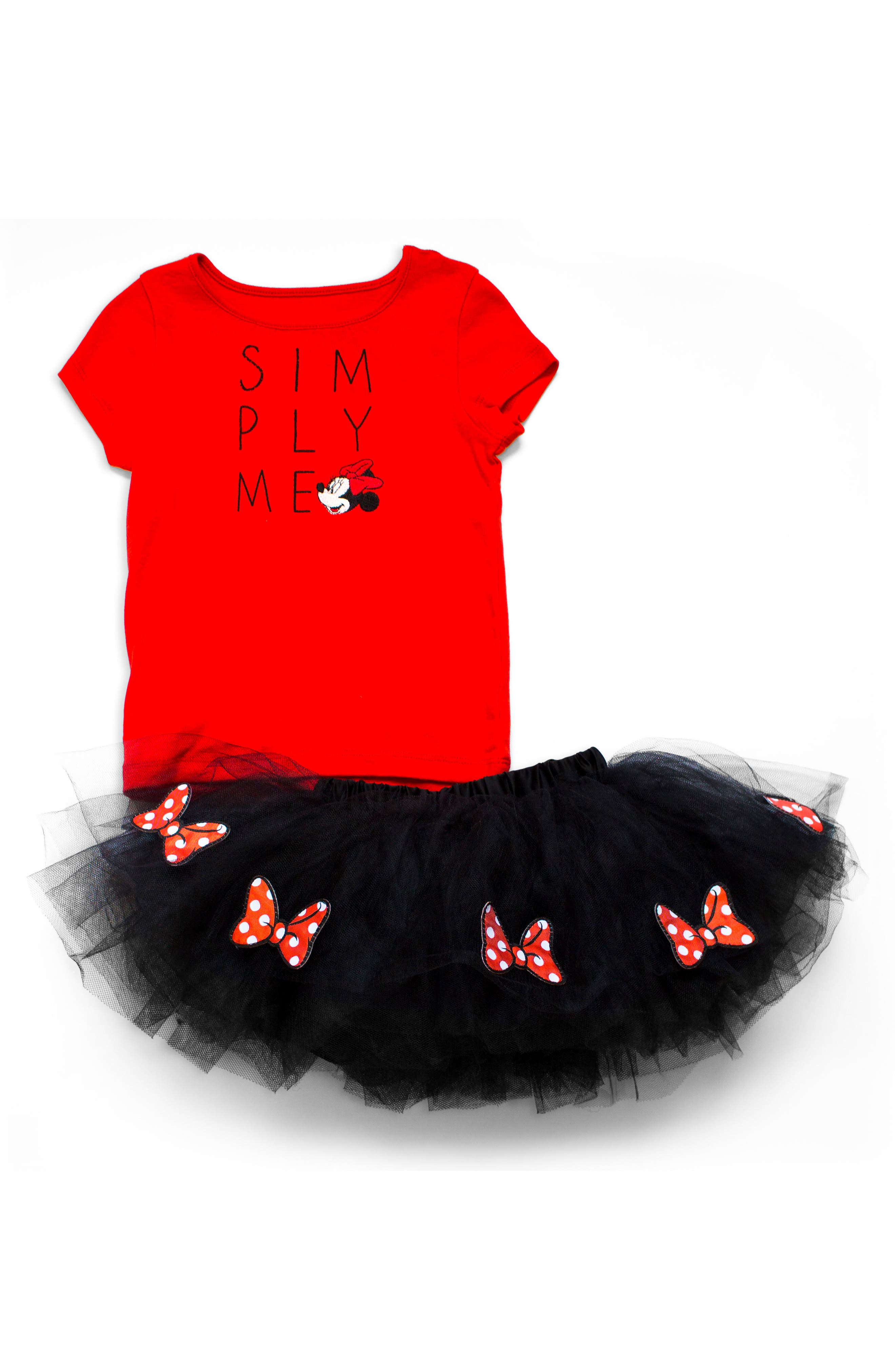 Disney by Tutu Couture Bow Skirt (Toddler Girls & Little Girls)