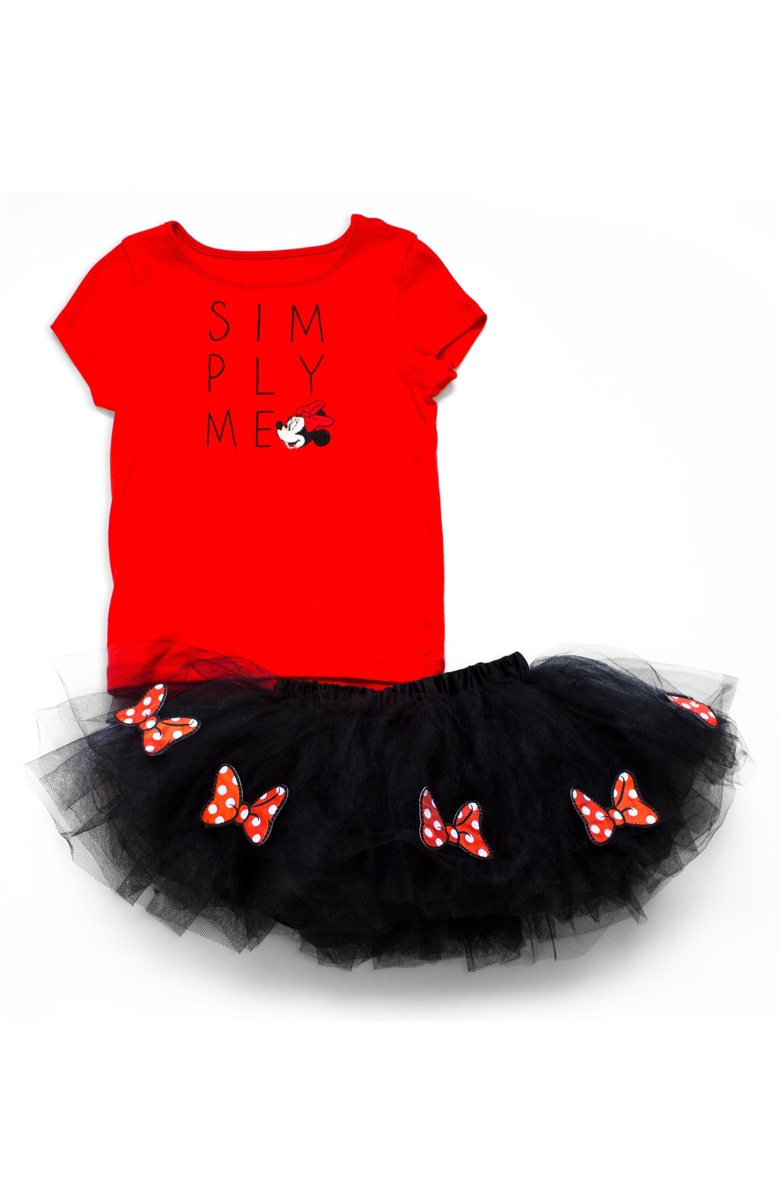 Disney by Tutu Couture Bow Skirt (Toddler Girls & Little Girls)
