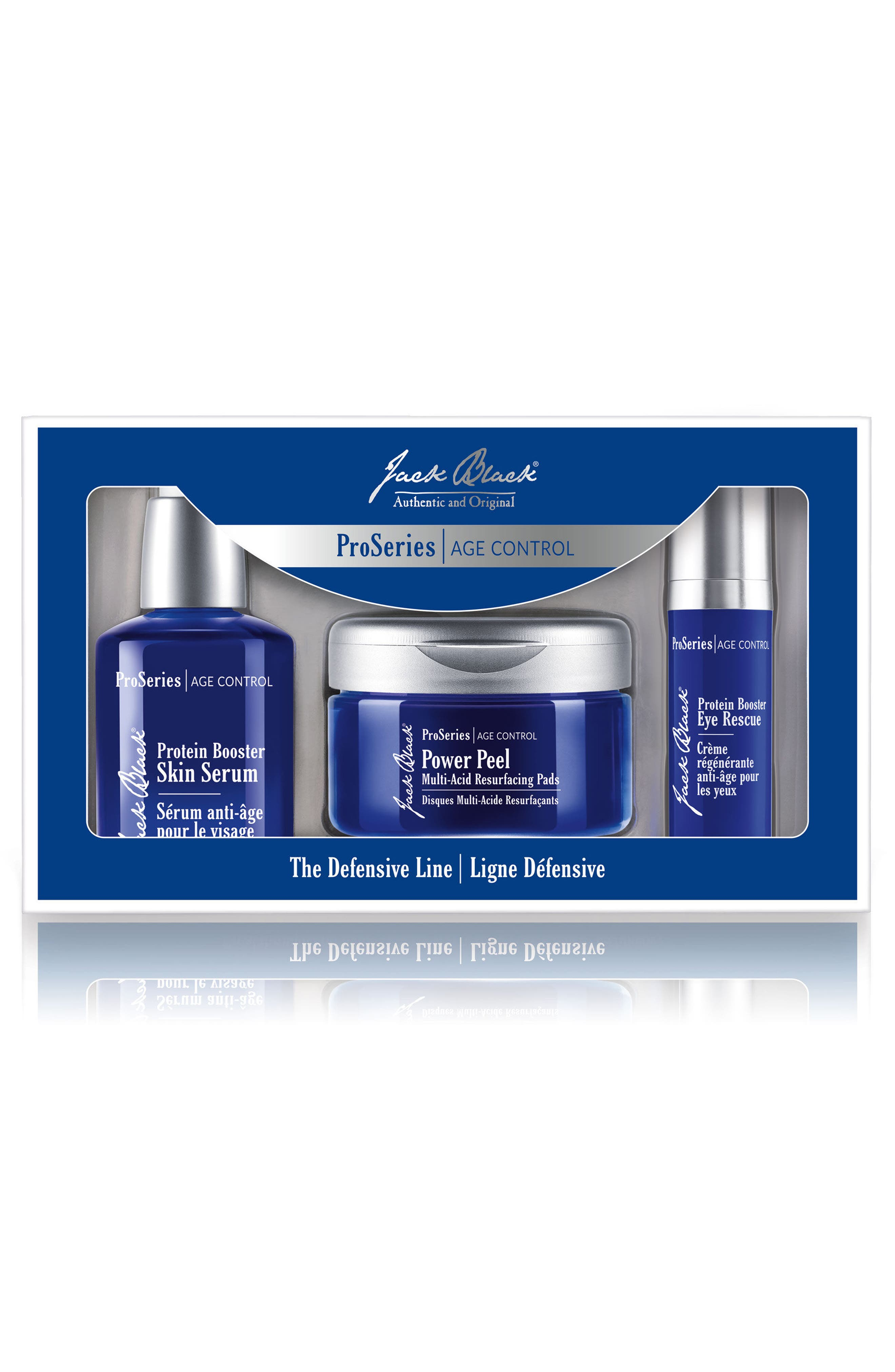 Alternate Image 2  - Jack Black 'Defensive Line RxSeries' Anti-Aging Set ($138 Value)