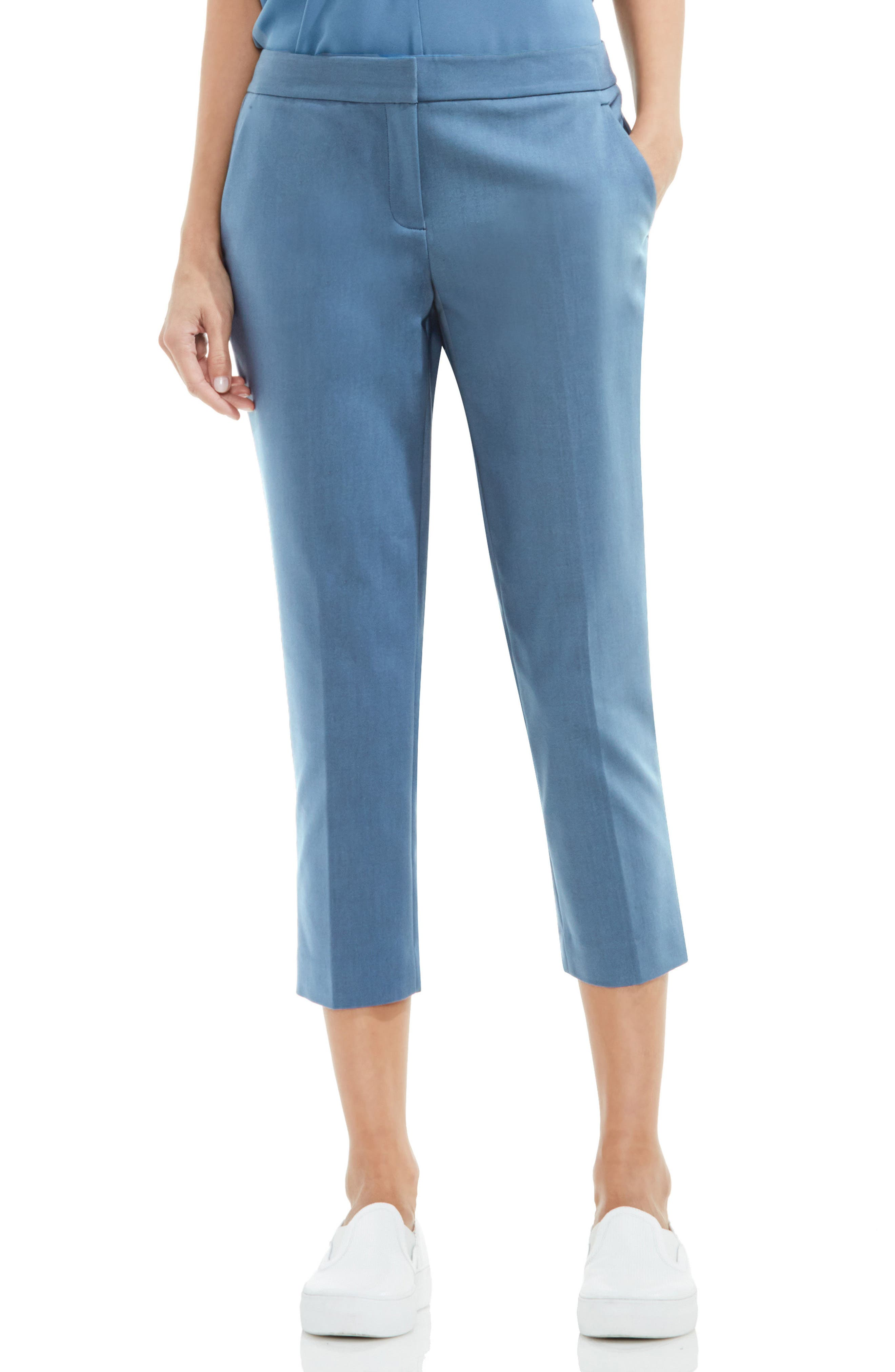 Vince Camuto Stretch Crop Pants