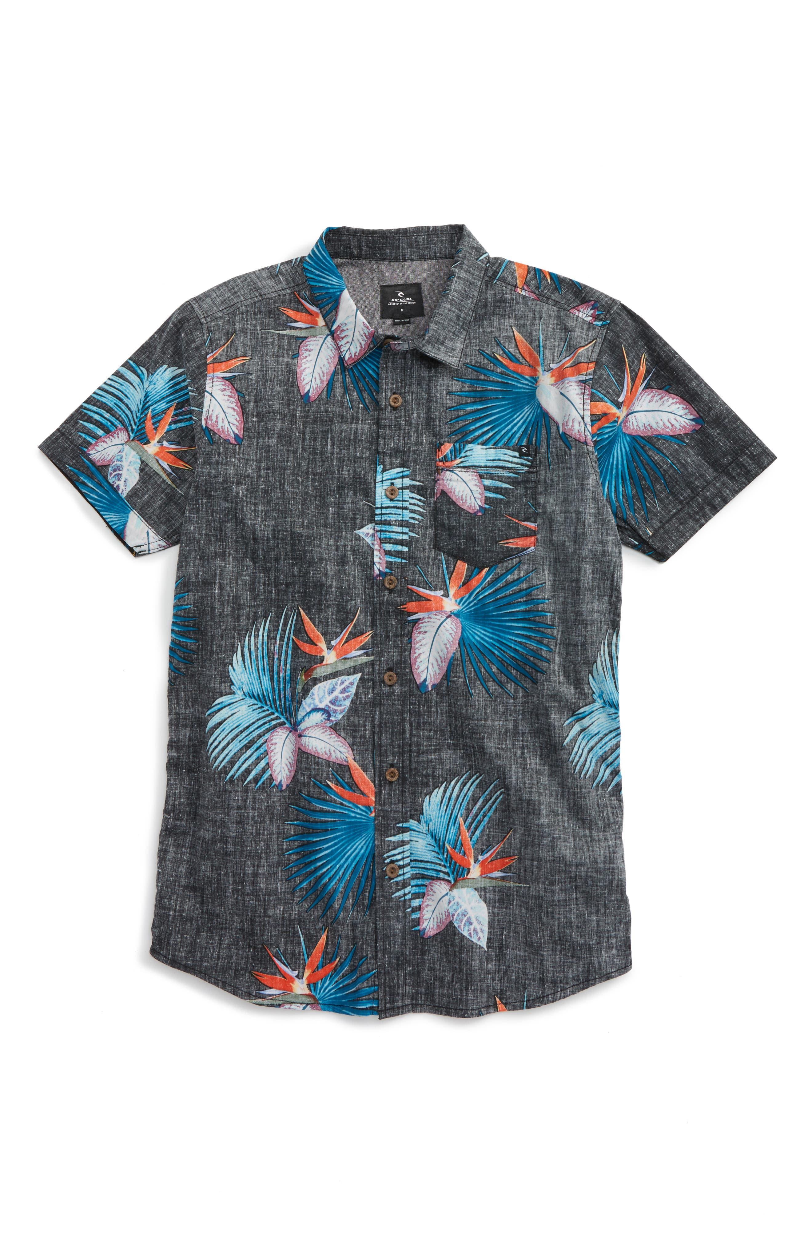 Rip Curl Manzanillo Woven Shirt (Big Boys)