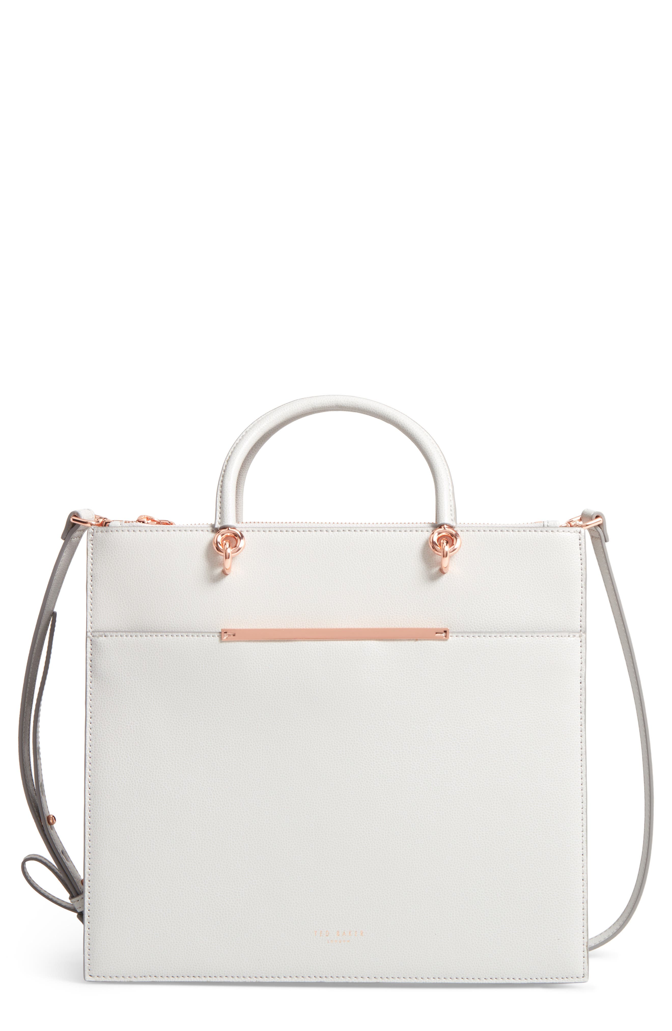 Ted Baker London Maureen Leather Tote