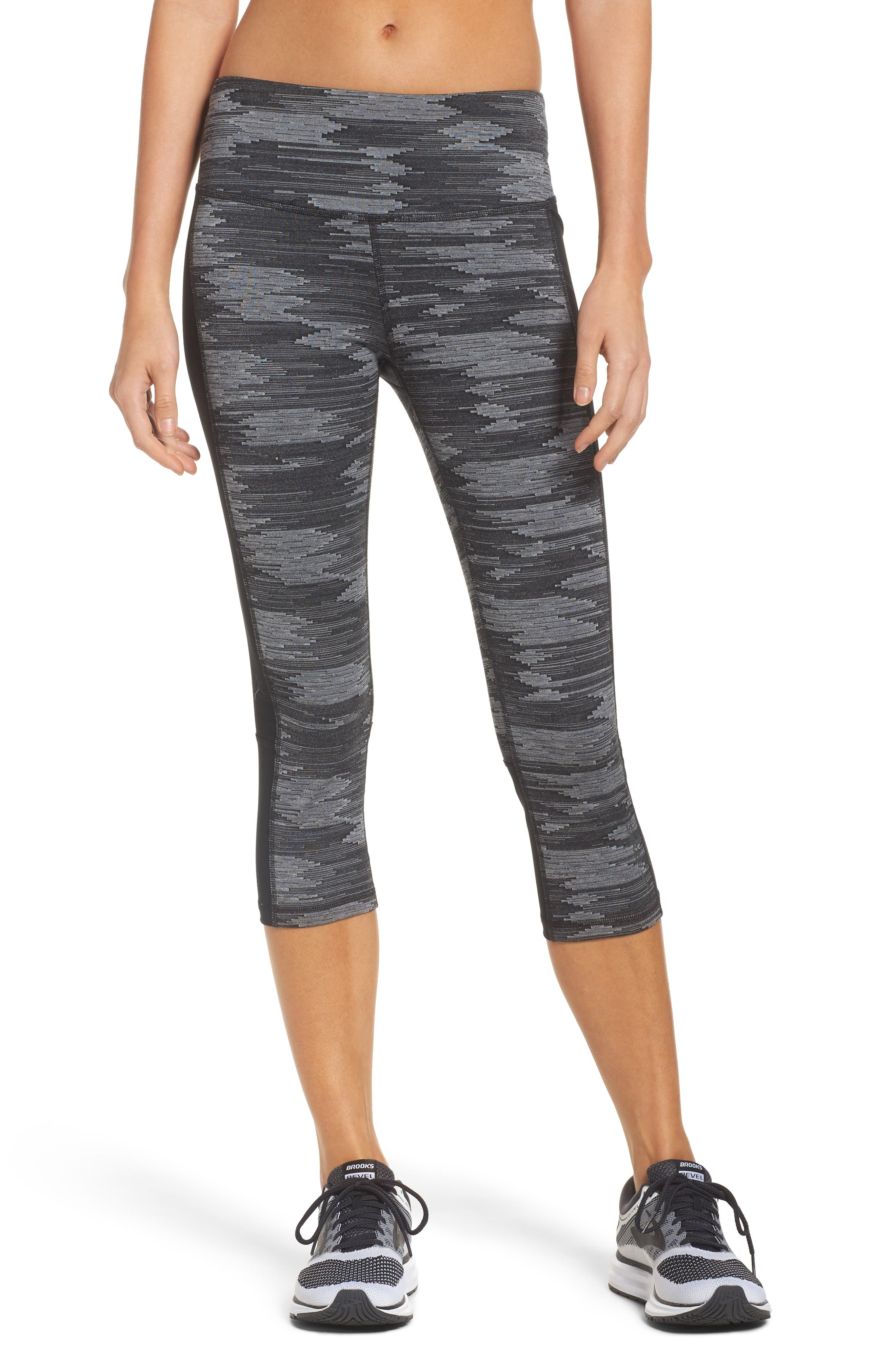 Brooks Greenlight High Waist Capris