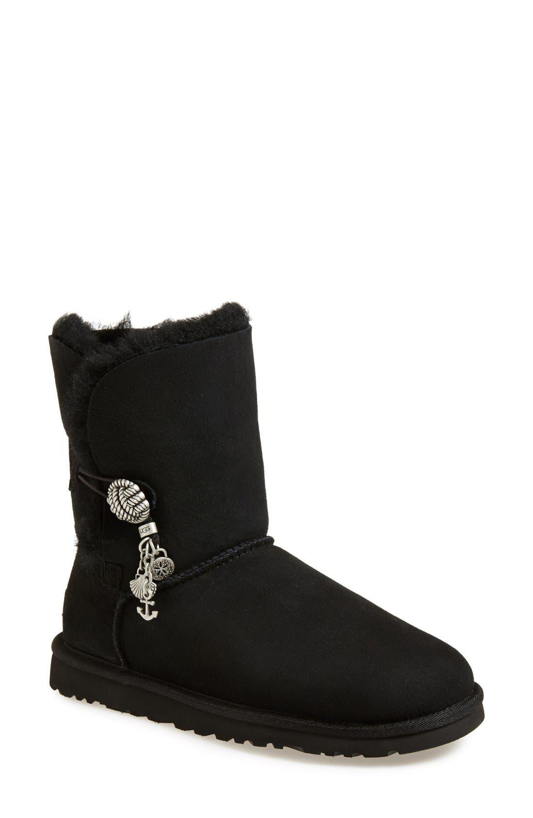 Alternate Image 1 Selected - UGG® Australia 'Briana' Charm Boot (Women)
