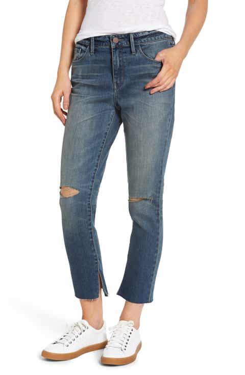 Приспустила джинсы на попе фото 366-691