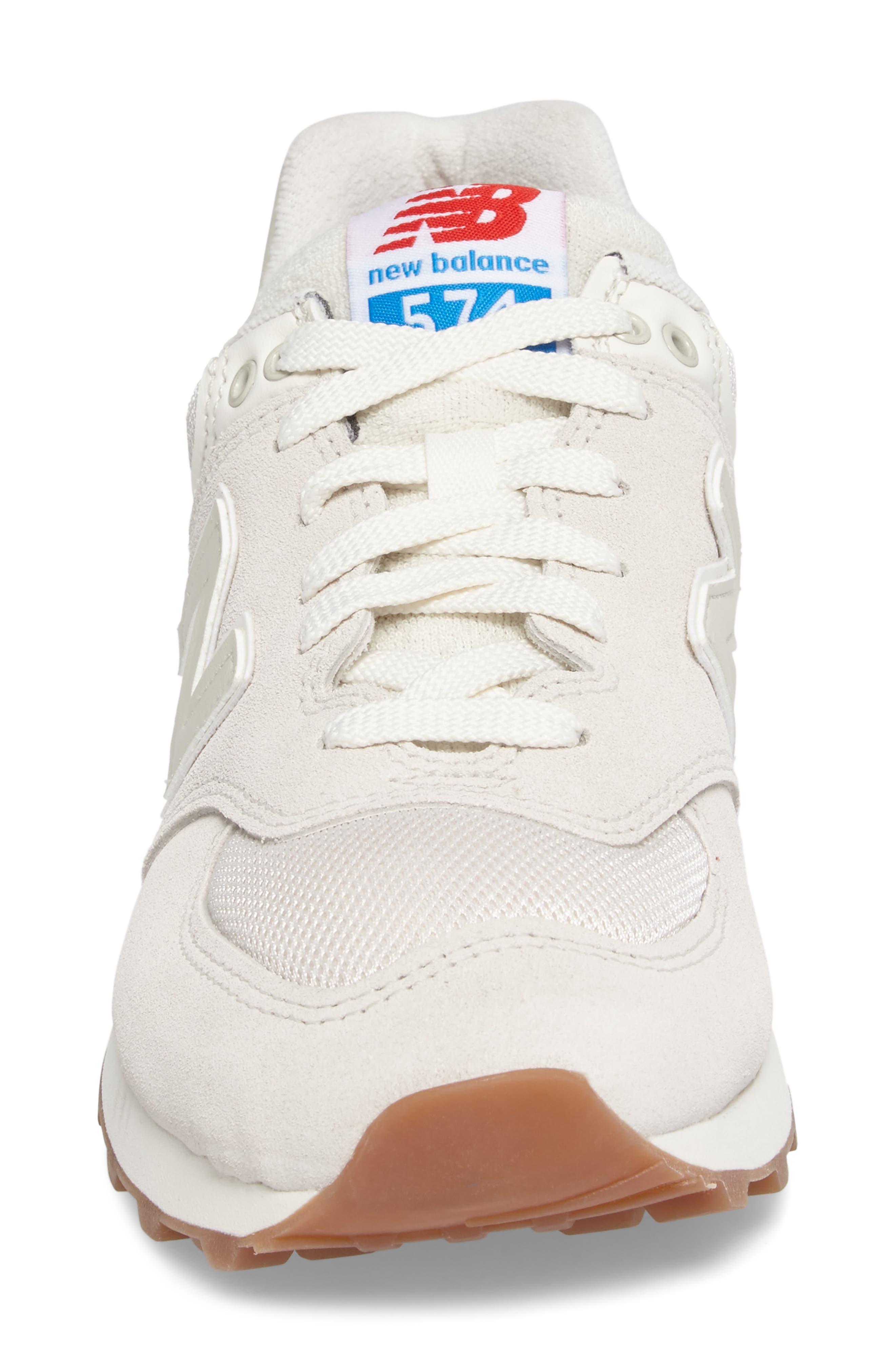 Alternate Image 4  - New Balance '574' Sneaker (Women)