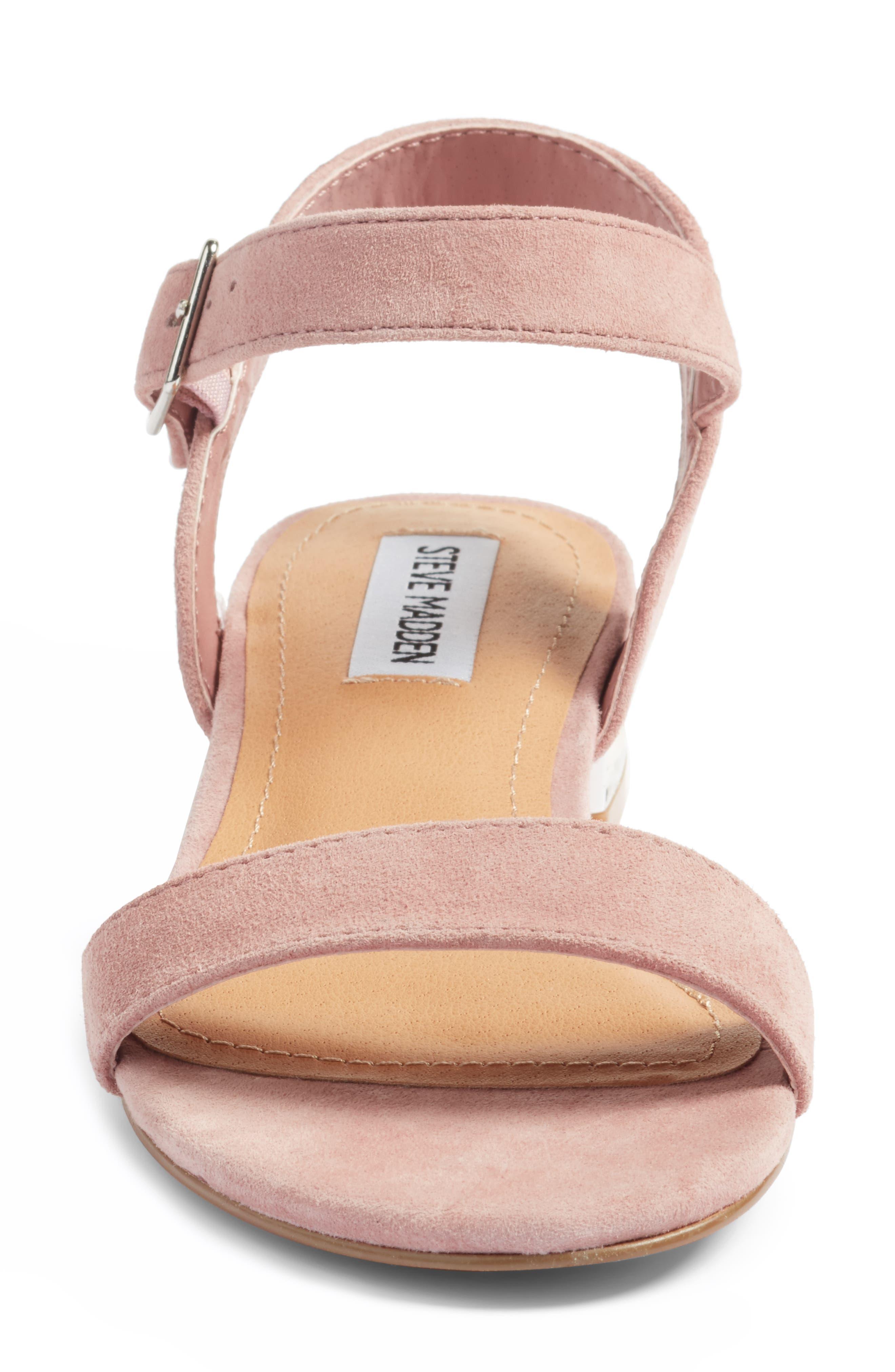 Alternate Image 4  - Steve Madden Embellished Sandal (Women)