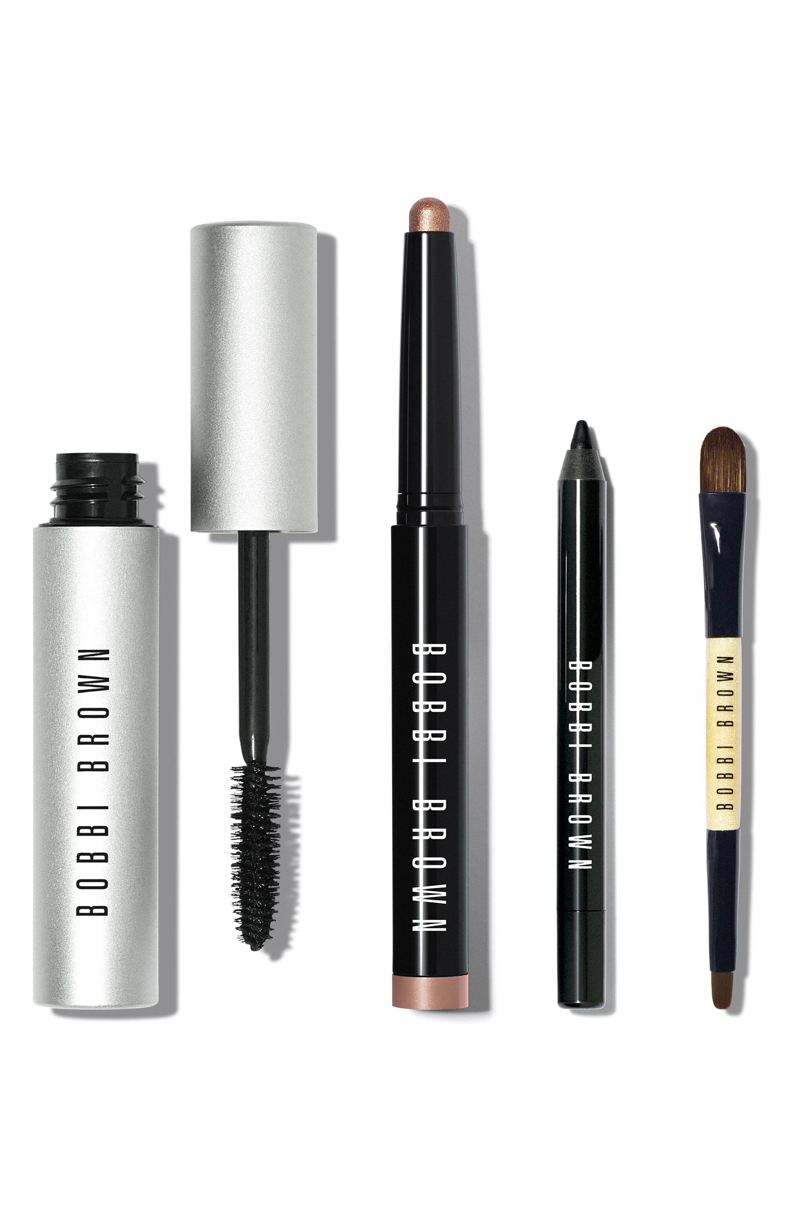 Bobbi Brown Golden Smoky Longwear Set (Nordstrom Exclusive) ($97 Value)