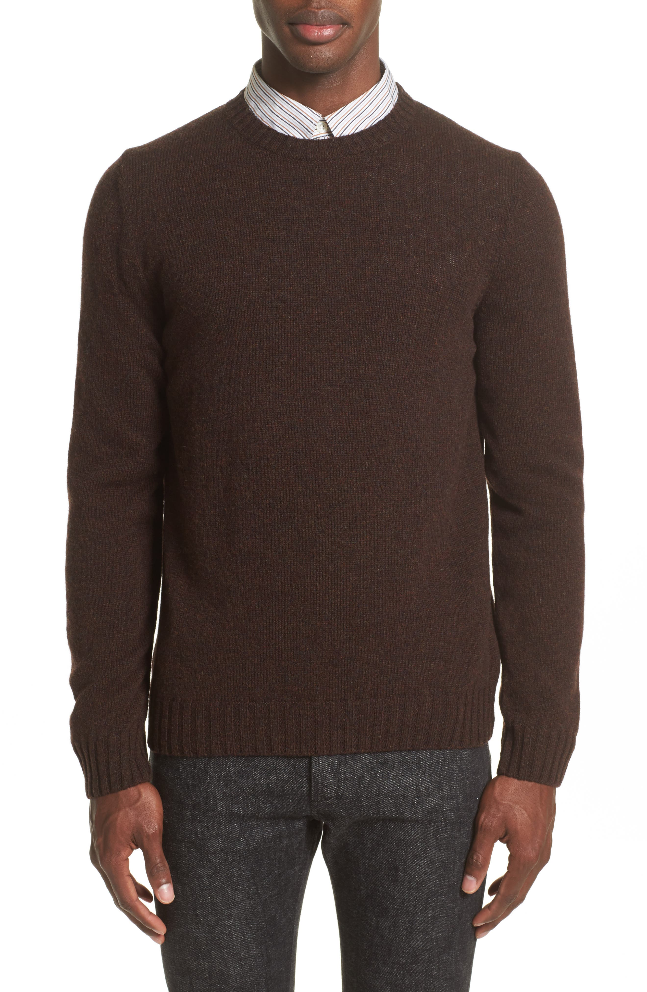 A.P.C. Pull 90 Crewneck Sweater