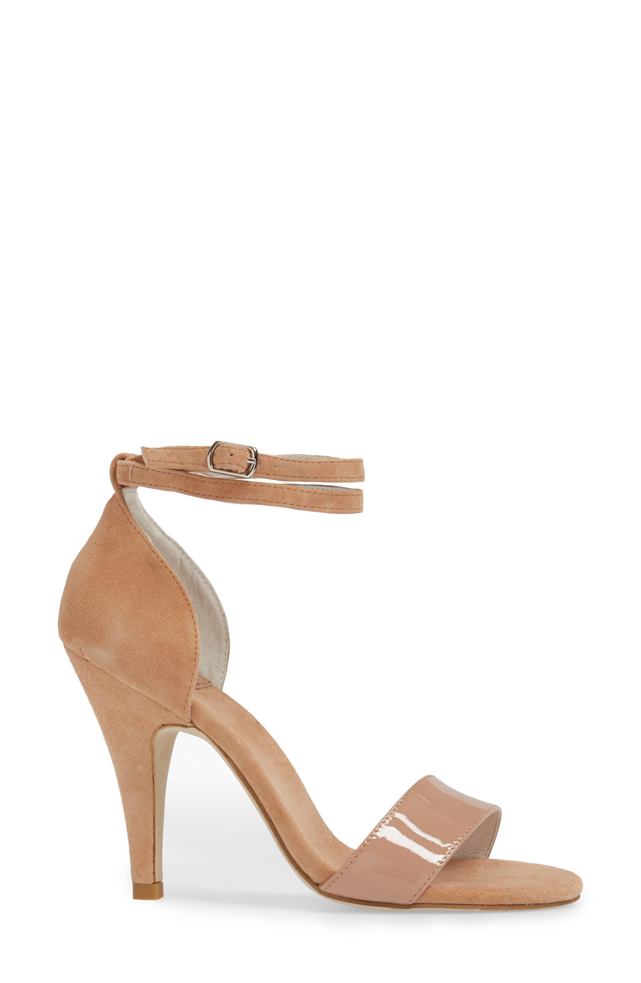 Alternate Image 3  - Jeffrey Campbell Kristy Ankle Strap Sandal (Women)