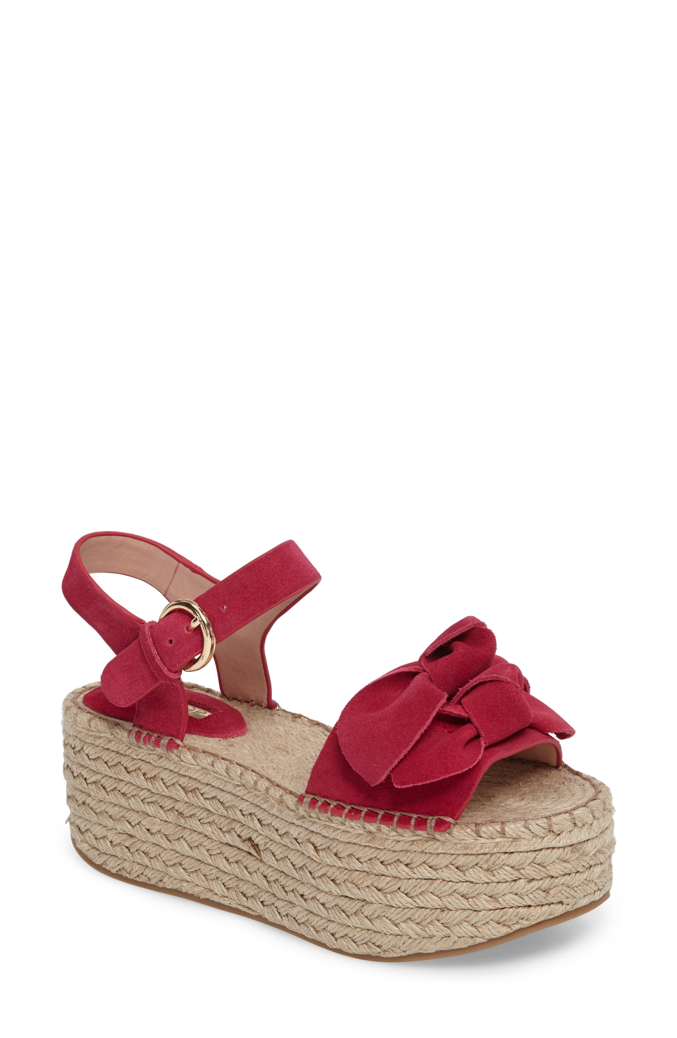 Topshop Wendy Platform Sandal (Women)
