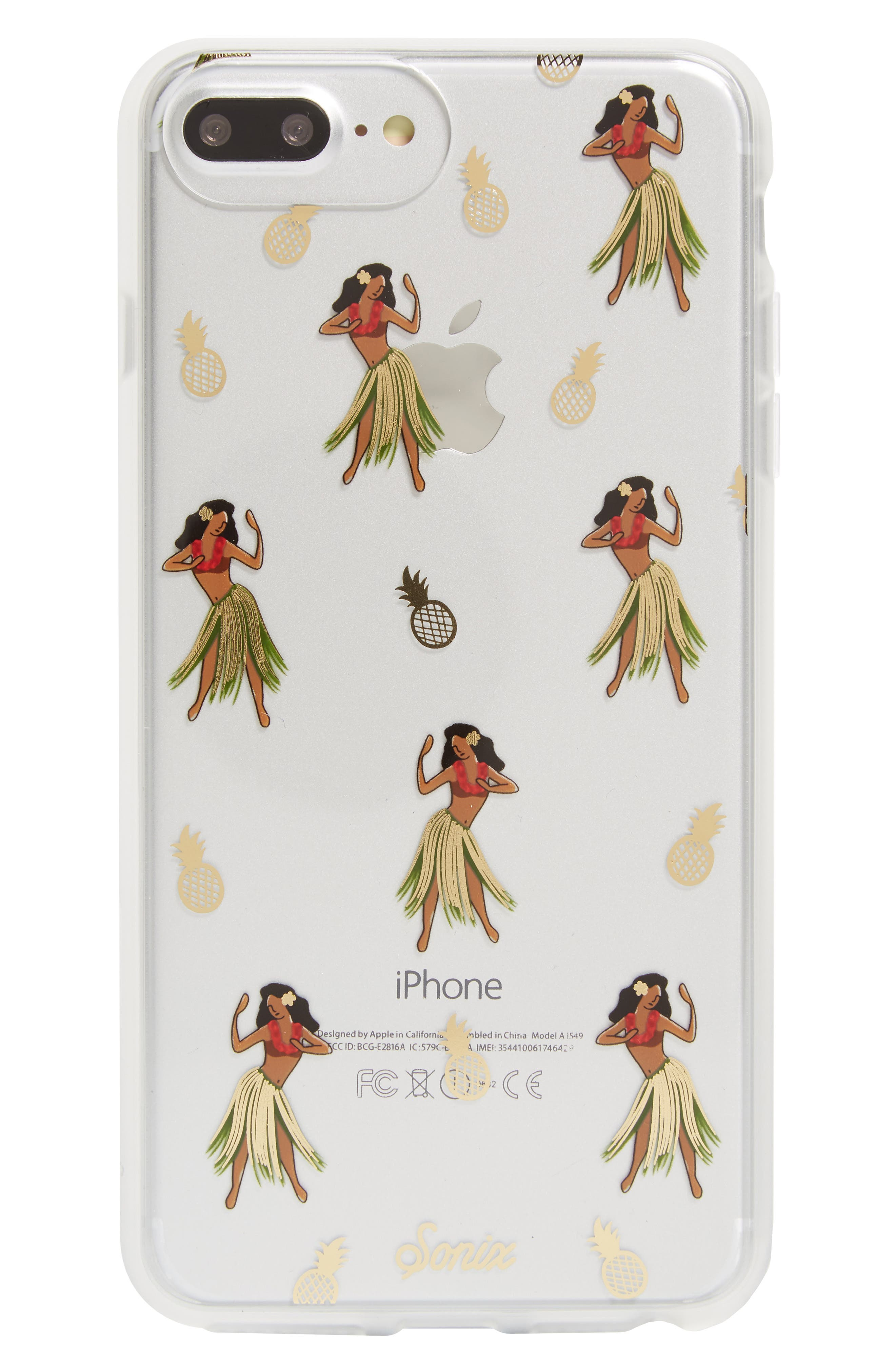 Main Image - Sonix Hula iPhone 6/7 & 6/7 Plus Case