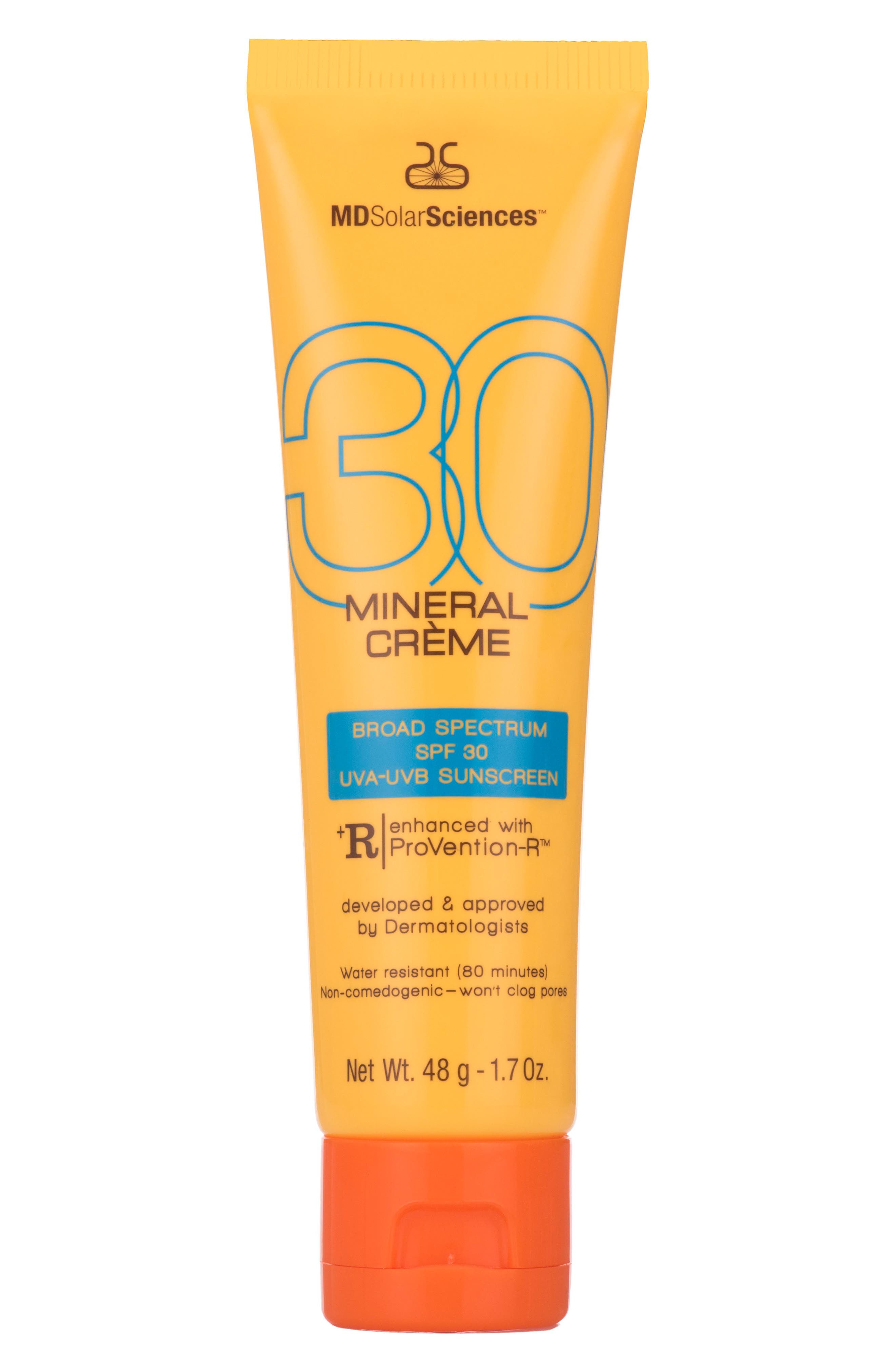 MDSolarSciences™ Mineral Crème Broad Spectrum SPF 30 Sunscreen