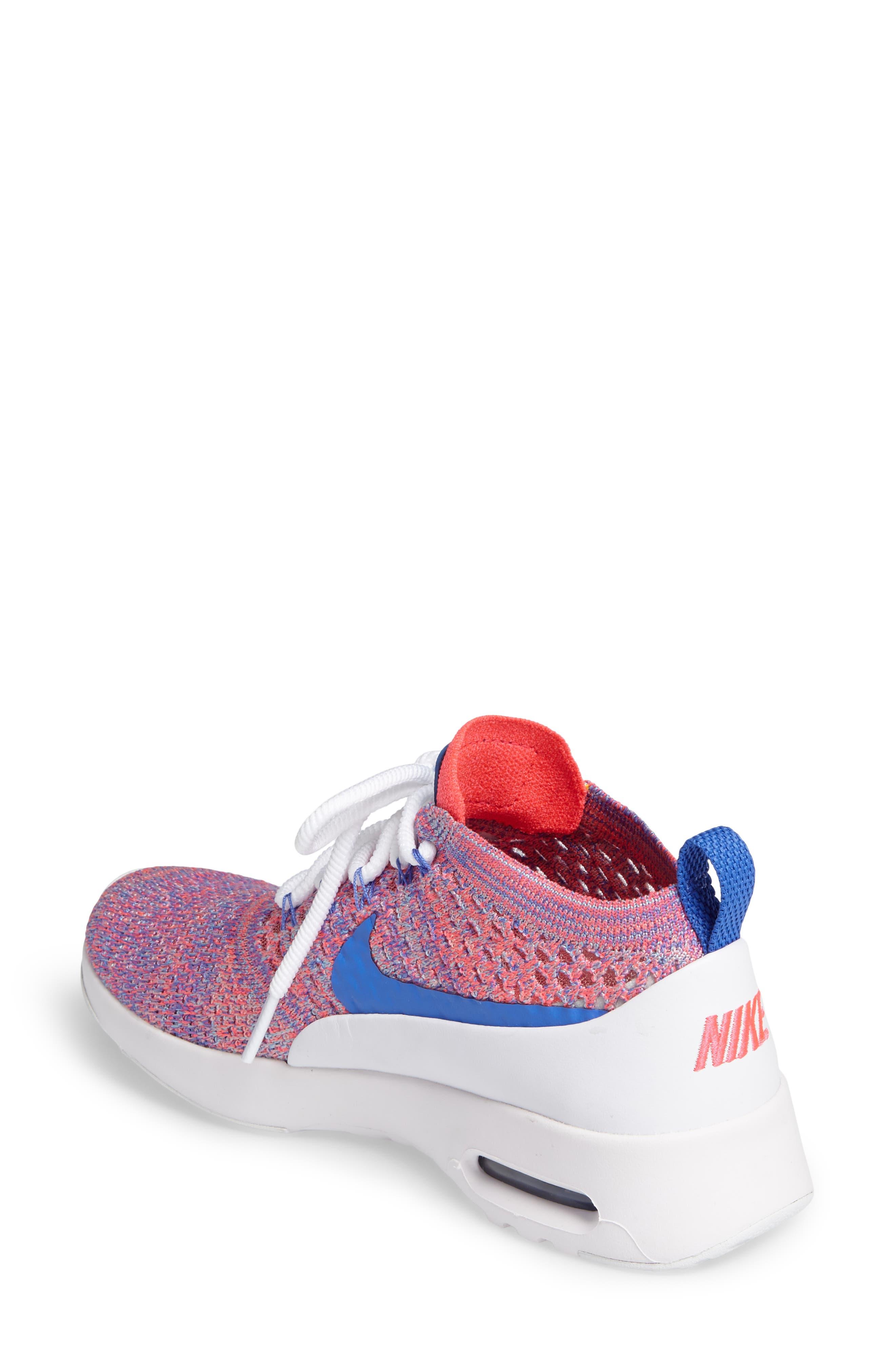 Alternate Image 2  - Nike Air Max Thea Ultra Flyknit Sneaker (Women)