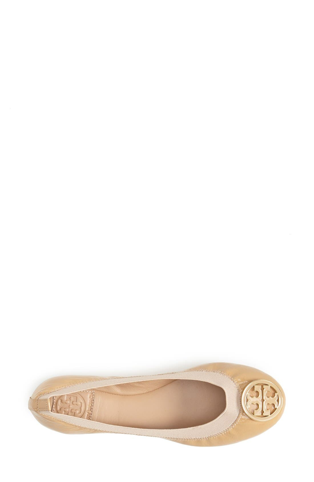Alternate Image 3  - Tory Burch 'Caroline' Ballerina Flat (Women)