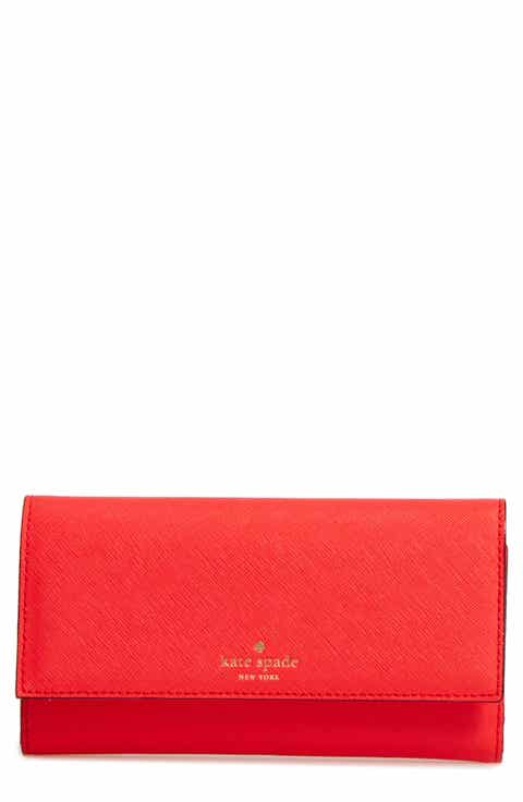 kate spade new york leather iPhone 7   7 Plus wallet