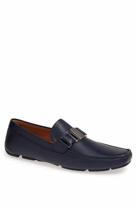 Salvatore Ferragamo 'Sardegna' Driving Shoe (Men)