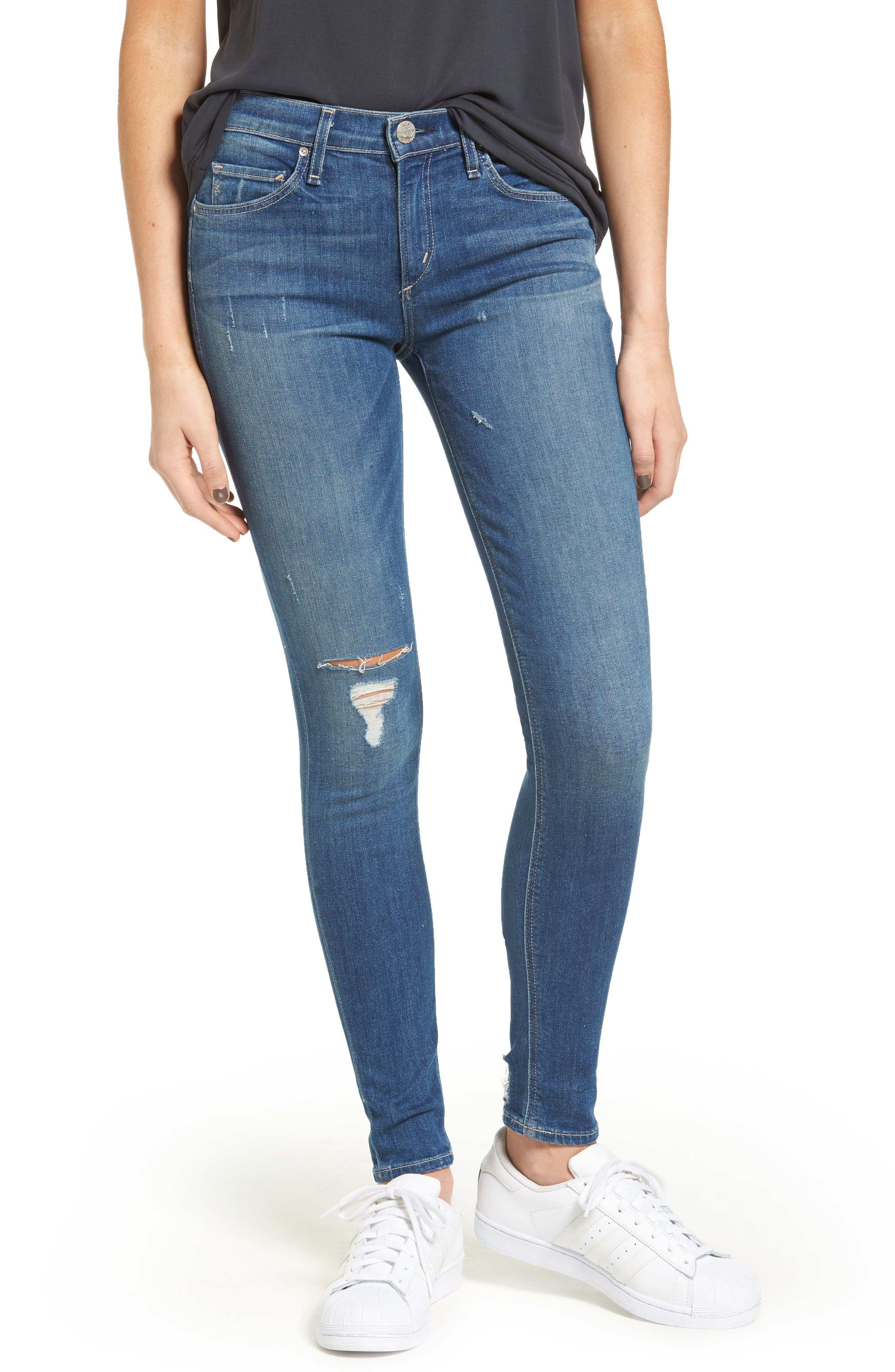 McGuire Newton Ankle Skinny Jeans (Walking the Canyon)