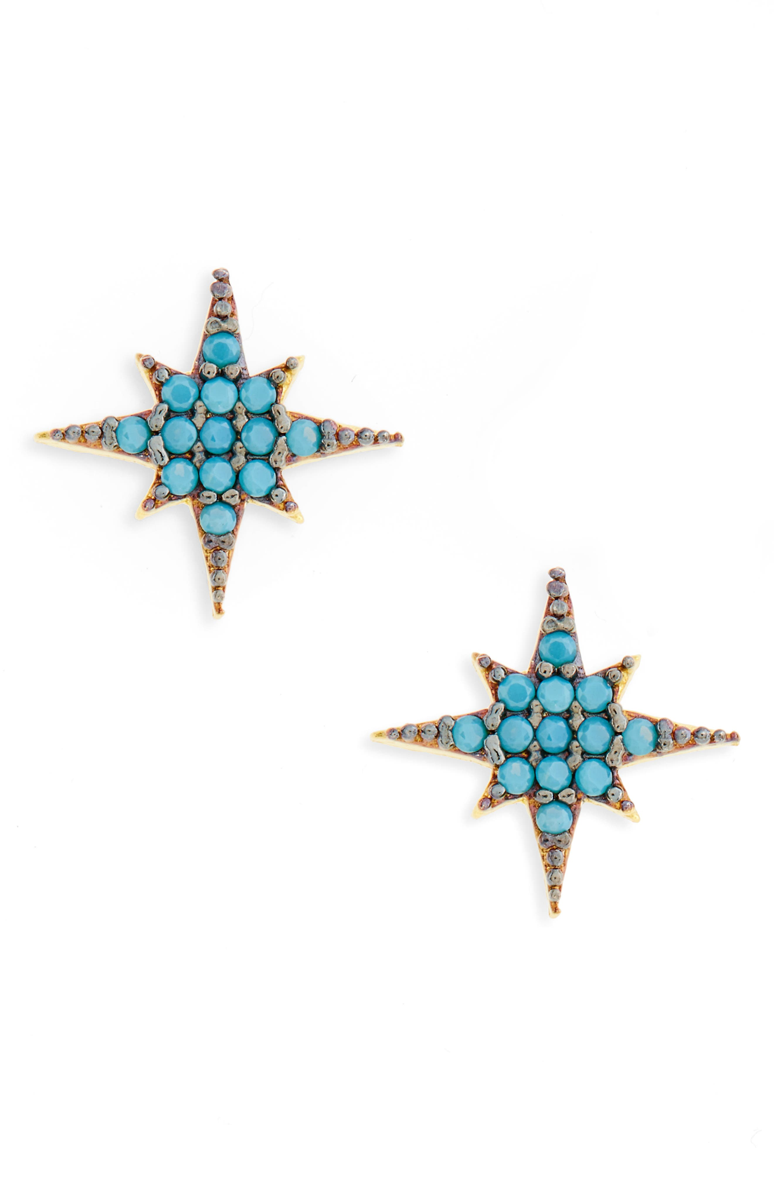 Karen London Blissful Stud Earrings