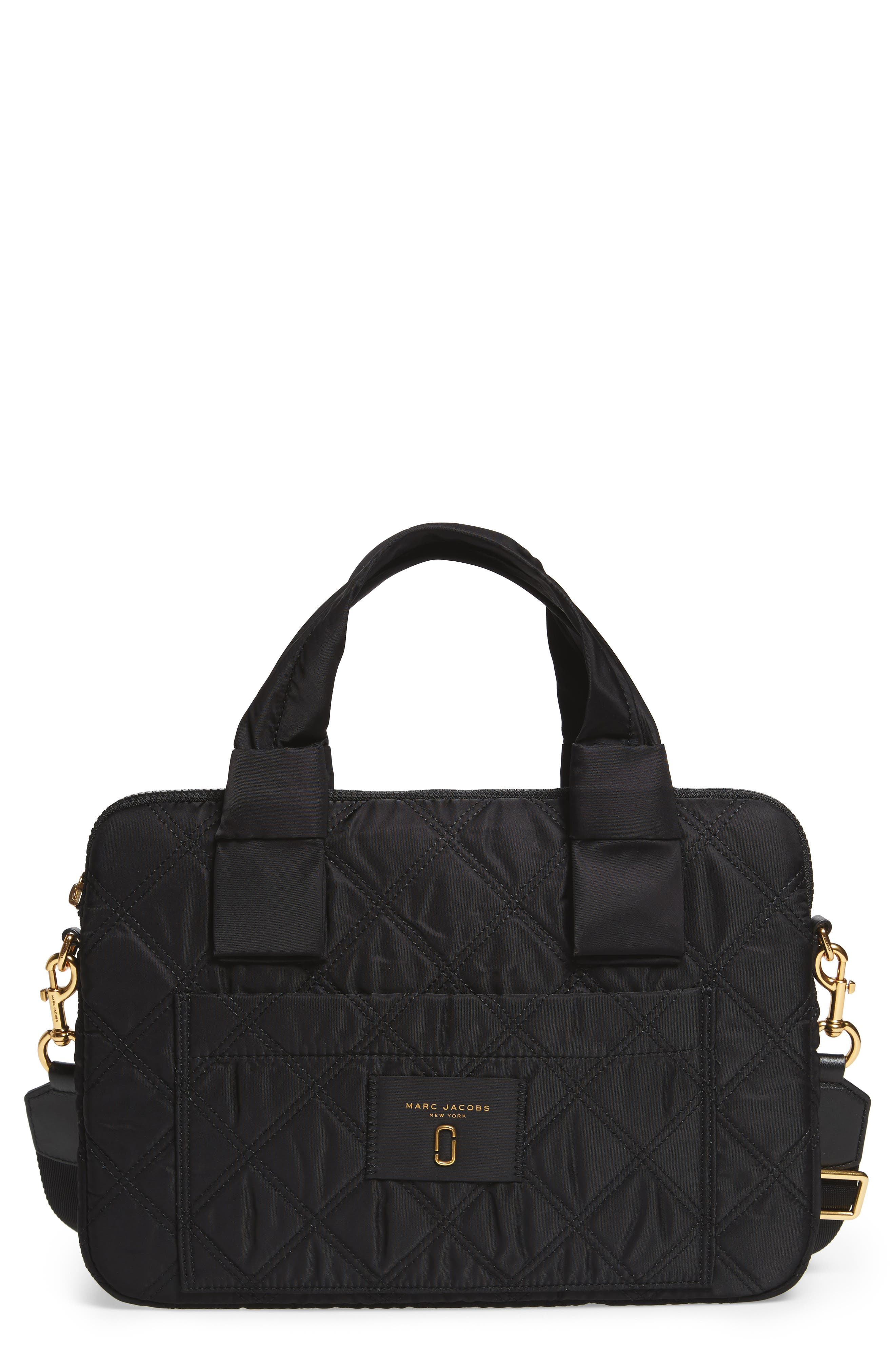 MARC JACOBS 13-Inch Commuter Computer Bag