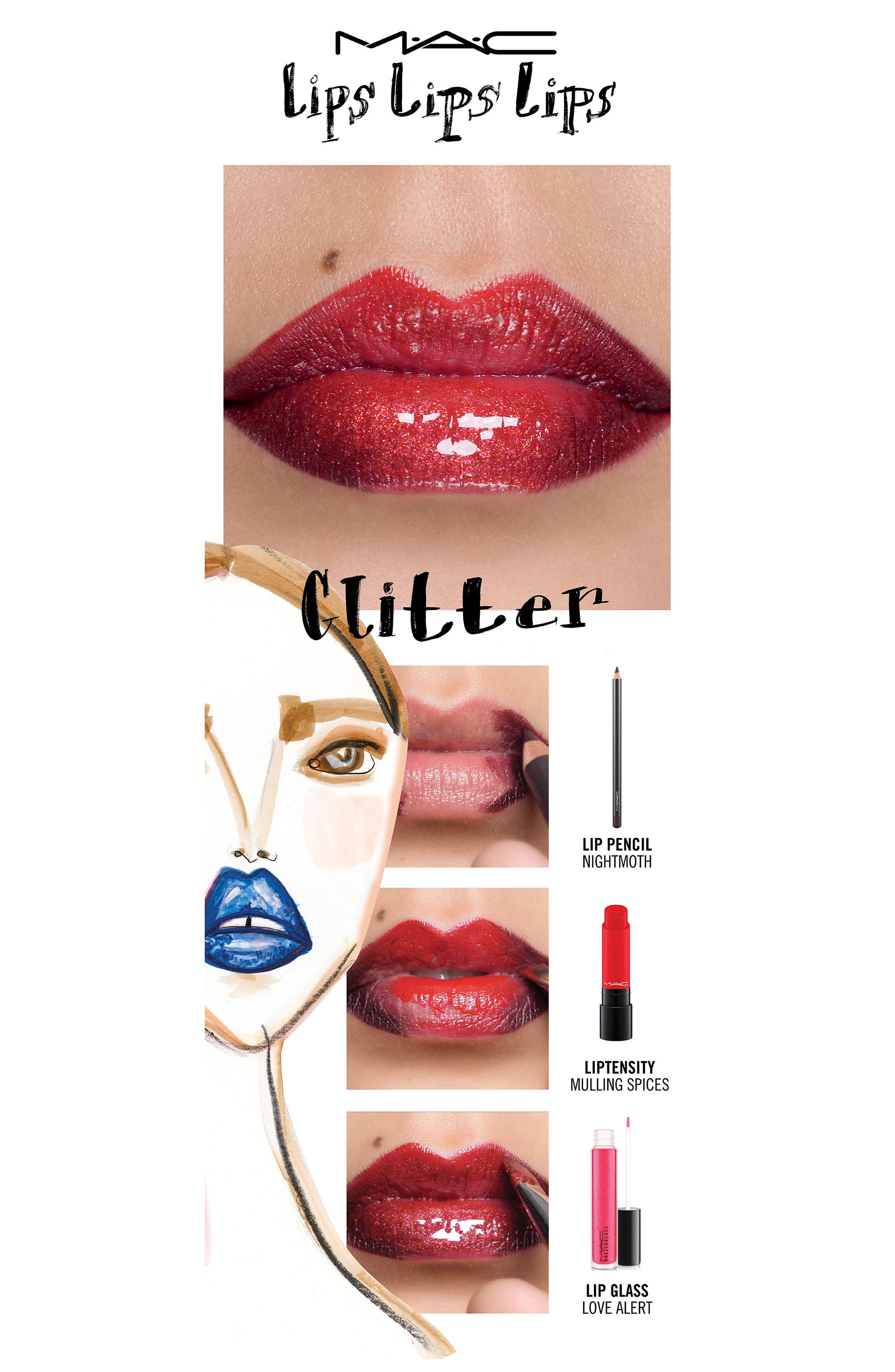 Alternate Image 3  - MAC Dazzleglass Lipcolour