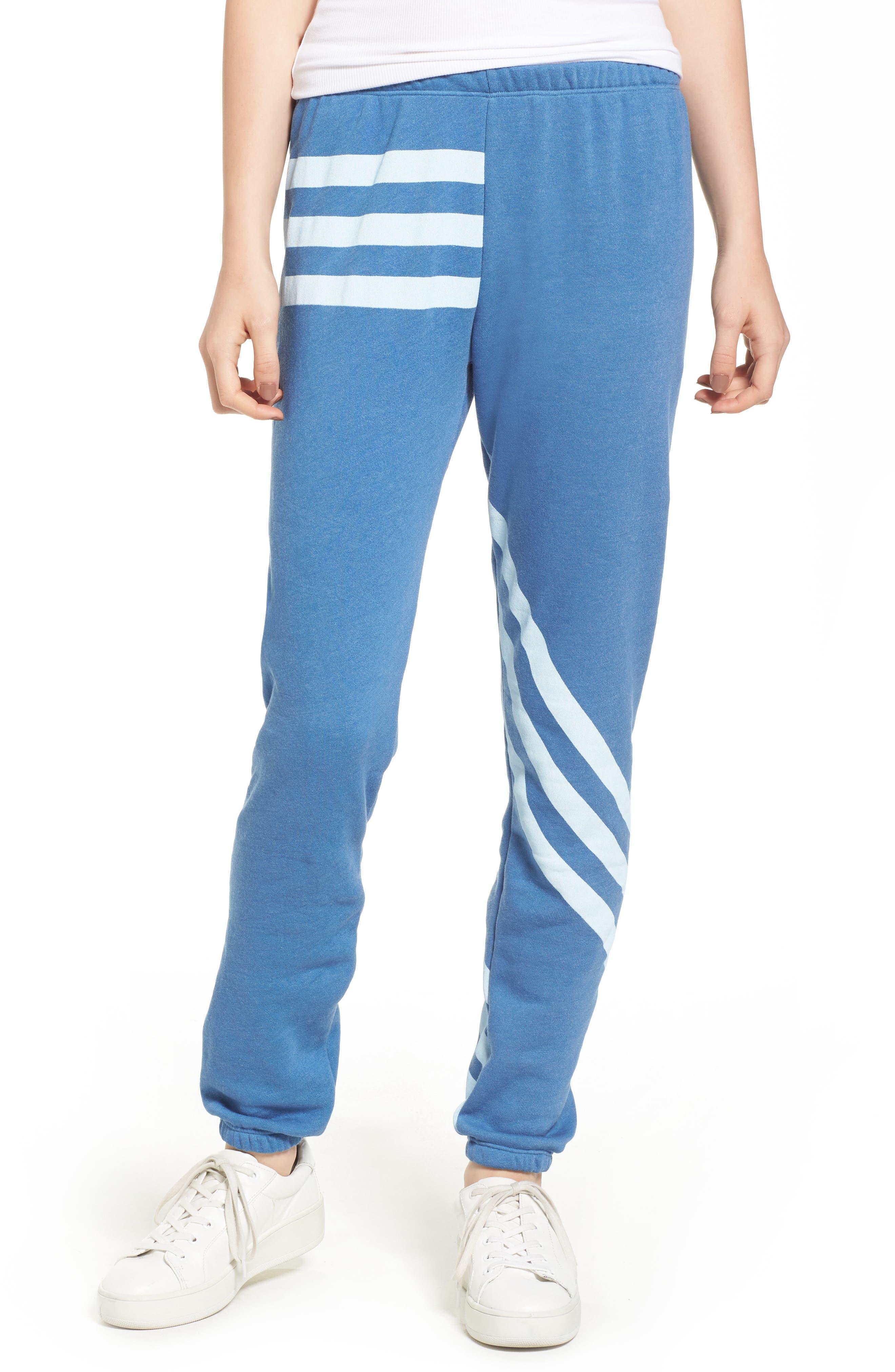 Wildfox Knox Stripe Sweatpants