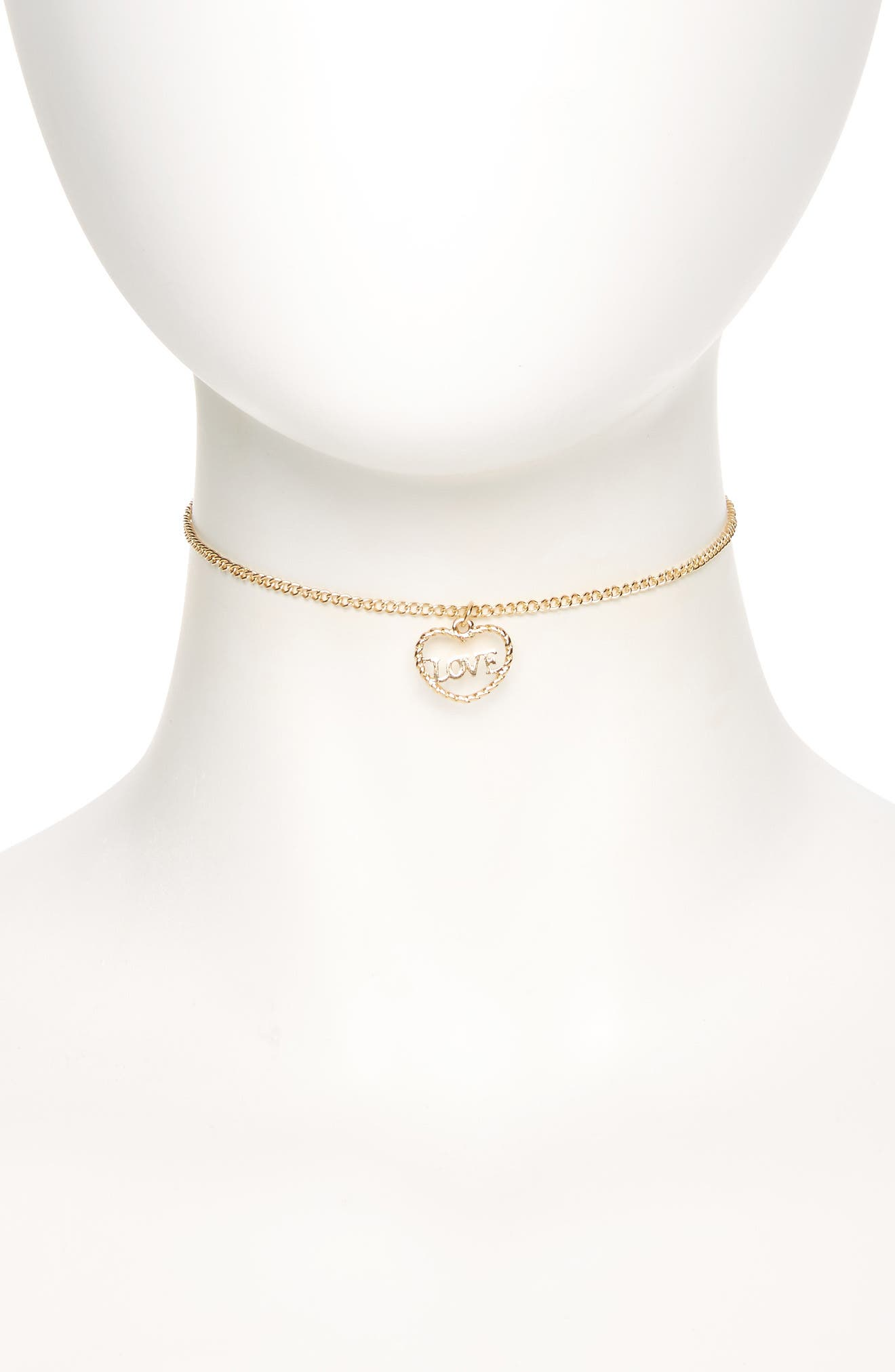 BP. Love Choker