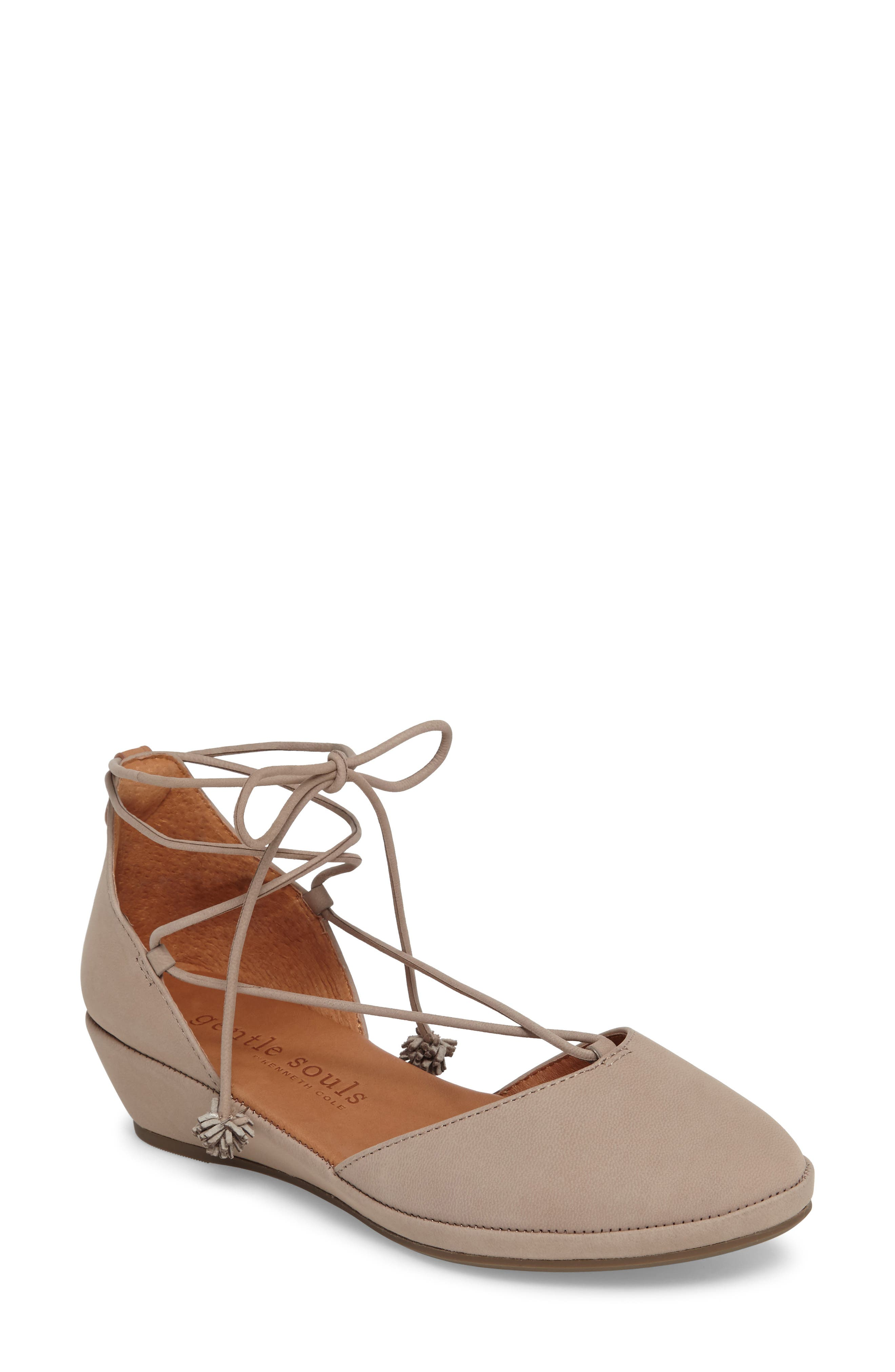 Gentle Souls Nerissa Ghillie Wedge (Women)