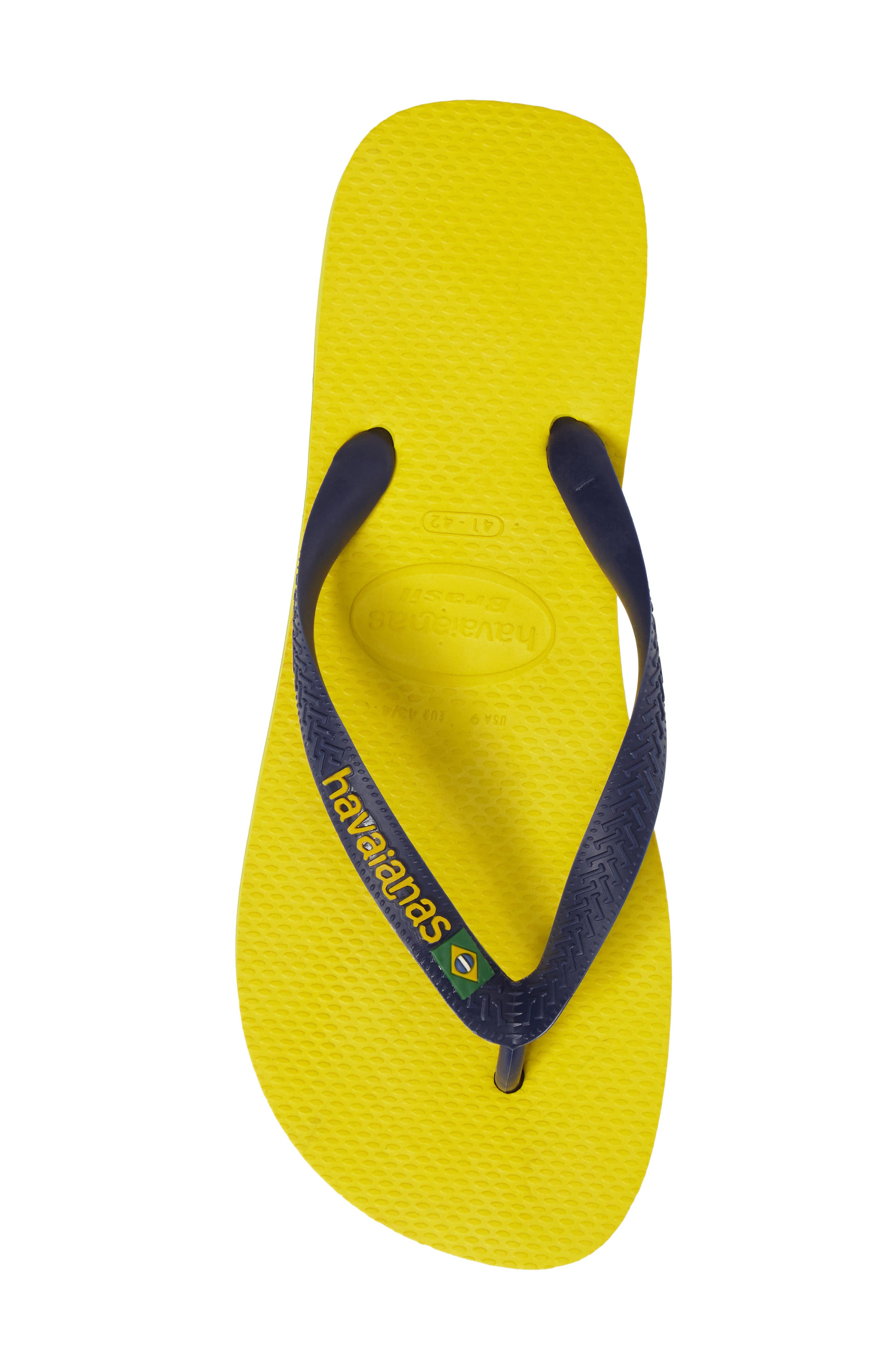 Alternate Image 5  - Havaianas 'Brazil' Flip Flop (Men)