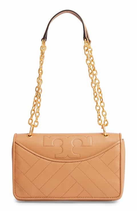 Tory Burch Alexa Leather Shoulder Bag