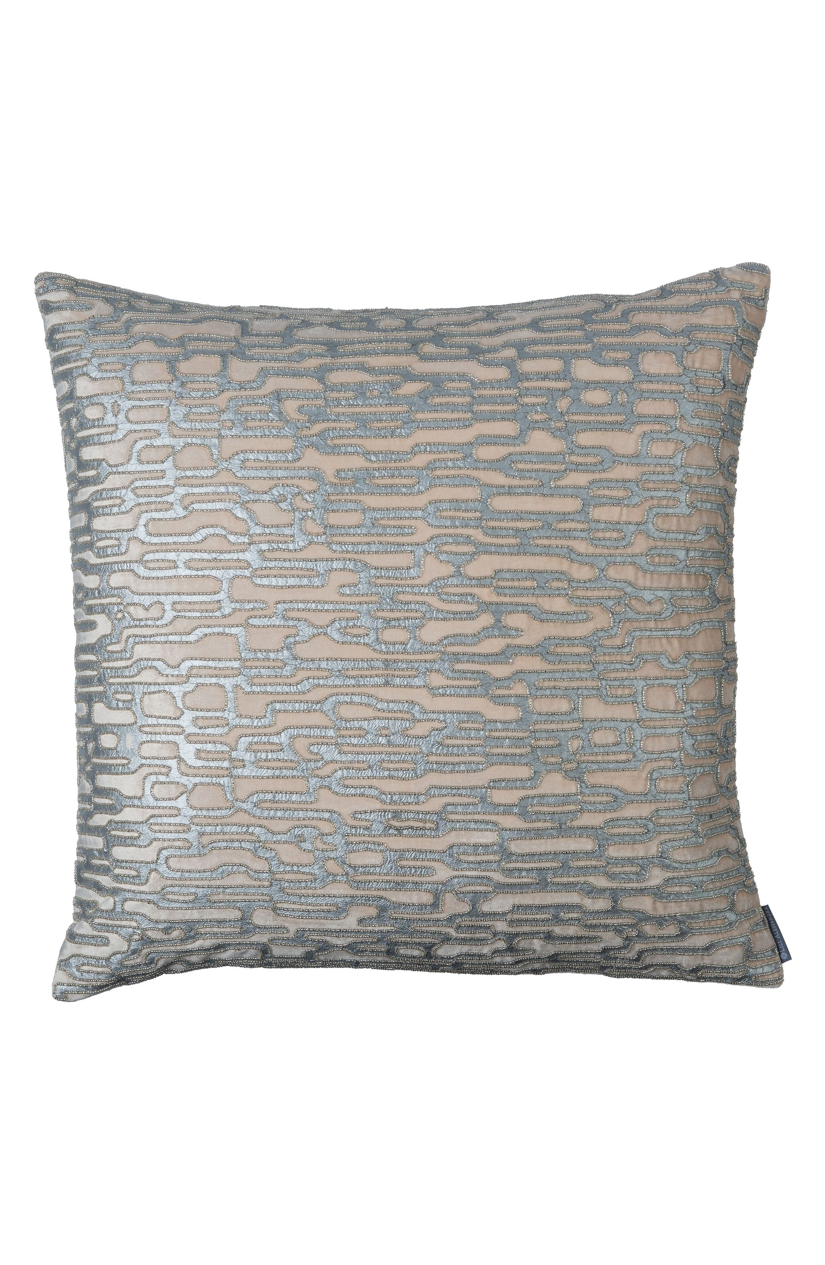 Lili Alessandra Christian Beaded Accent Pillow