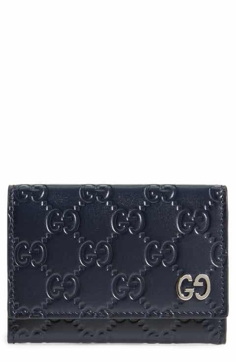 Gucci Dorian Flap Top Card Case