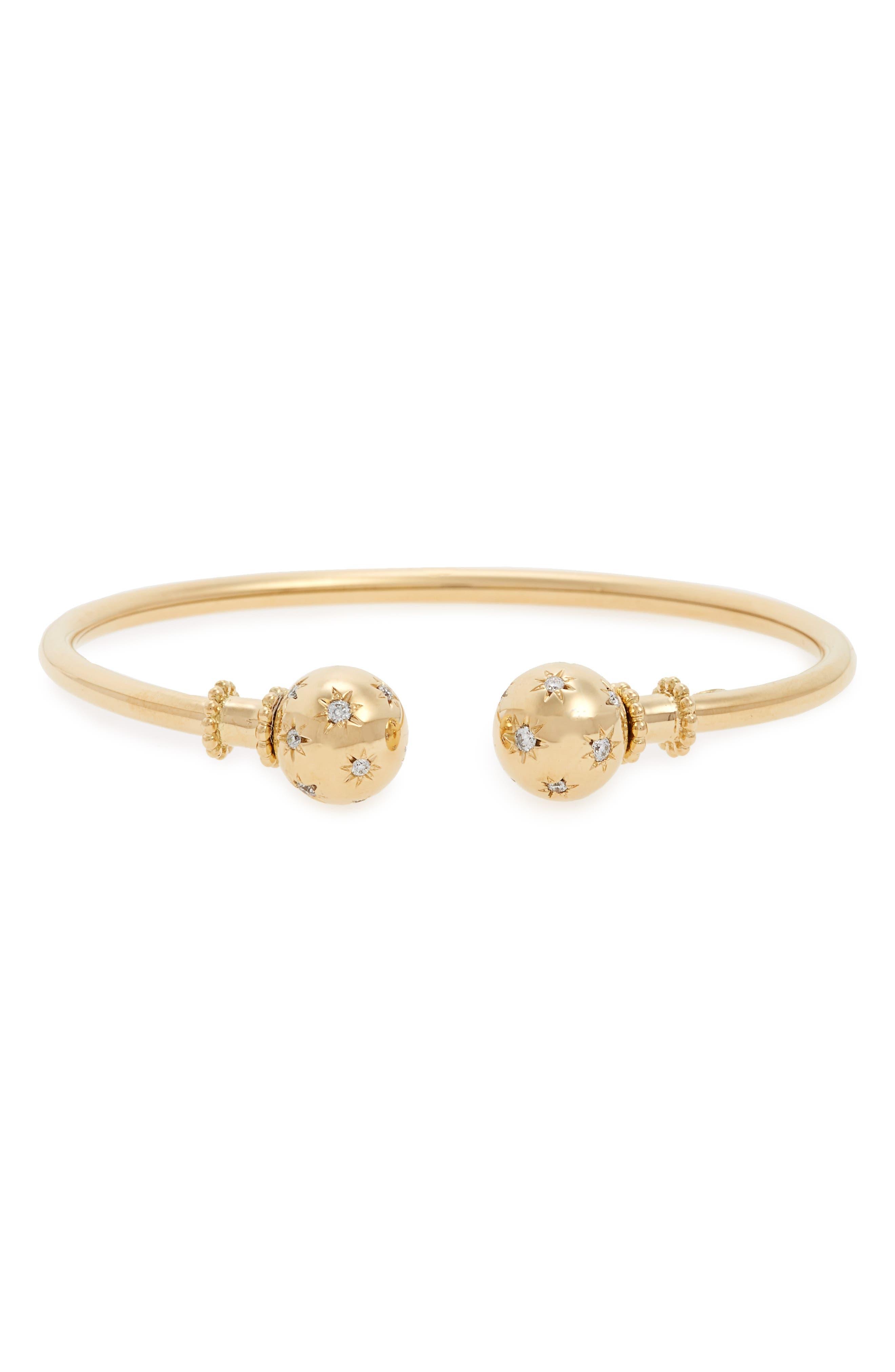 TEMPLE ST CLAIR Cosmos Diamond Bellina Bracelet