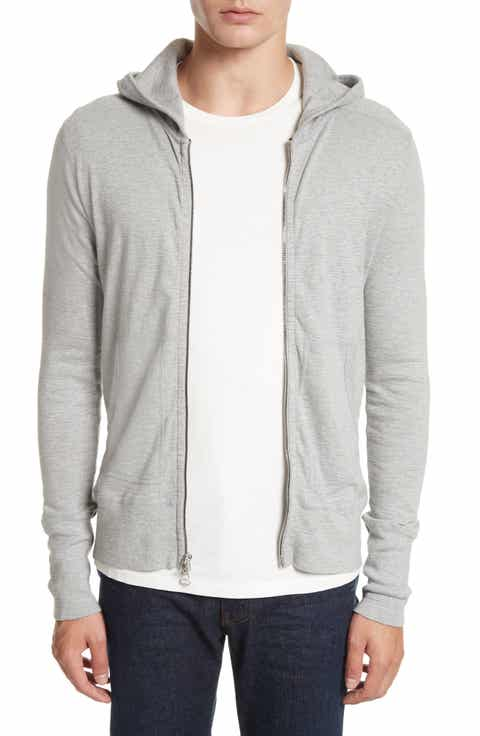 wings   horns Slub Full Zip Hoodie